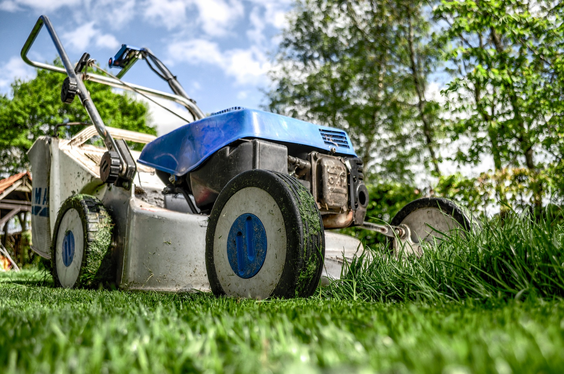 Lawn & Garden Equipment & Supplies - Rental
