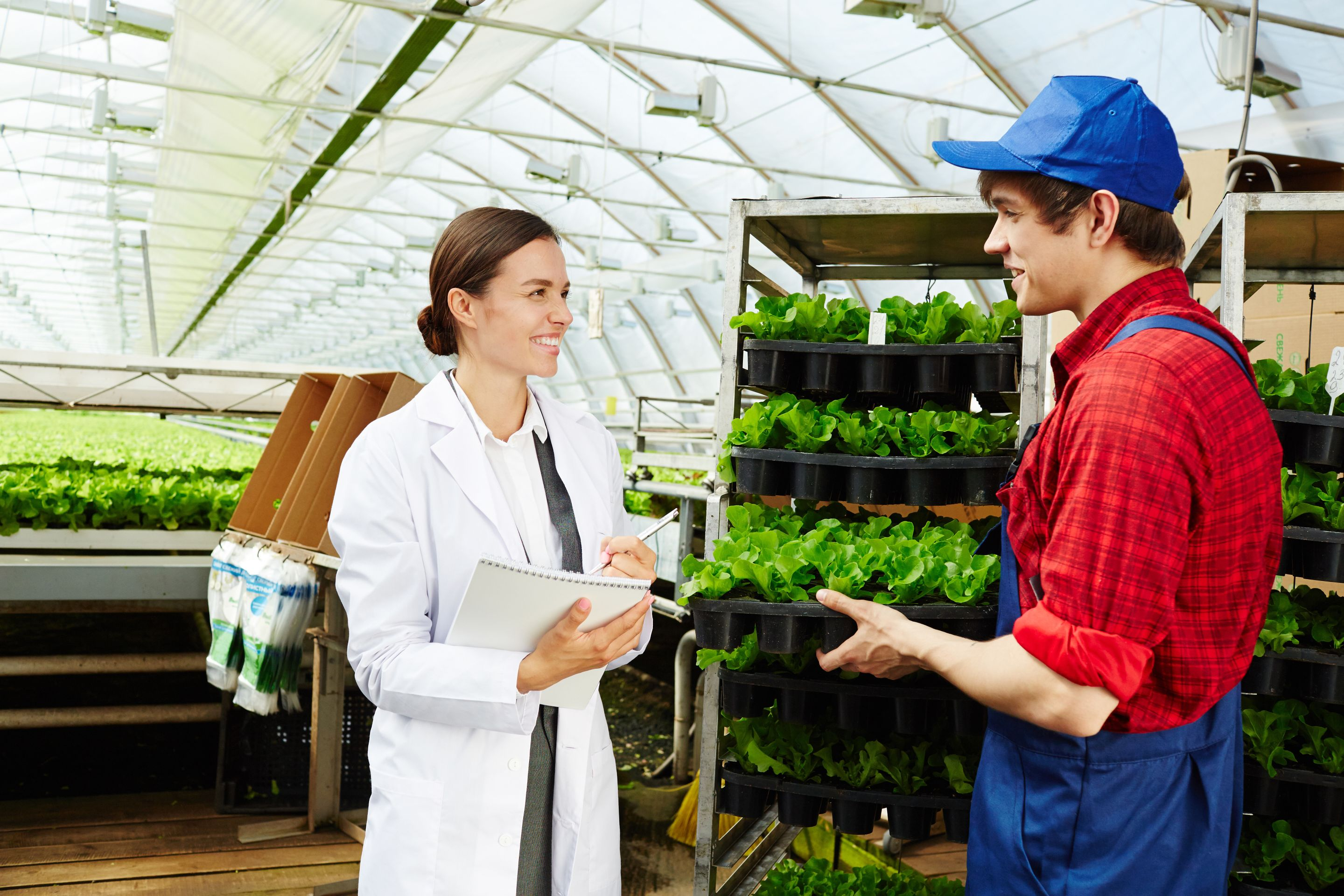 Agricultural Consultants