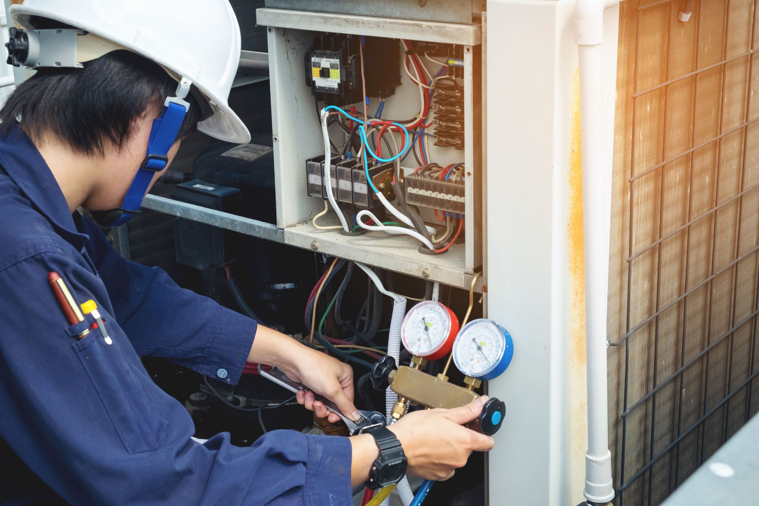 Air Conditioning Contractors & Systems