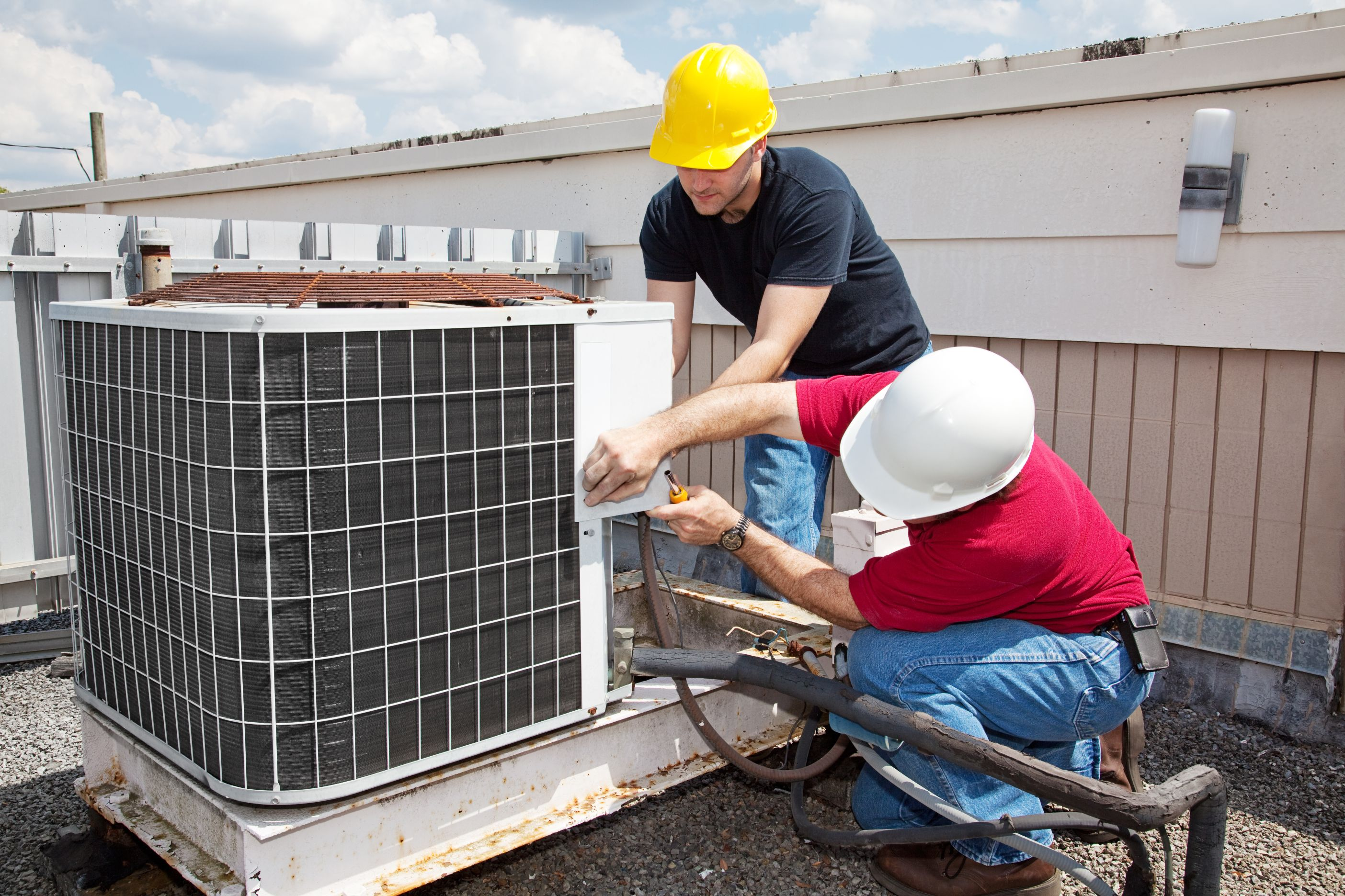 Air conditioning & Heating Contractors - Commercial