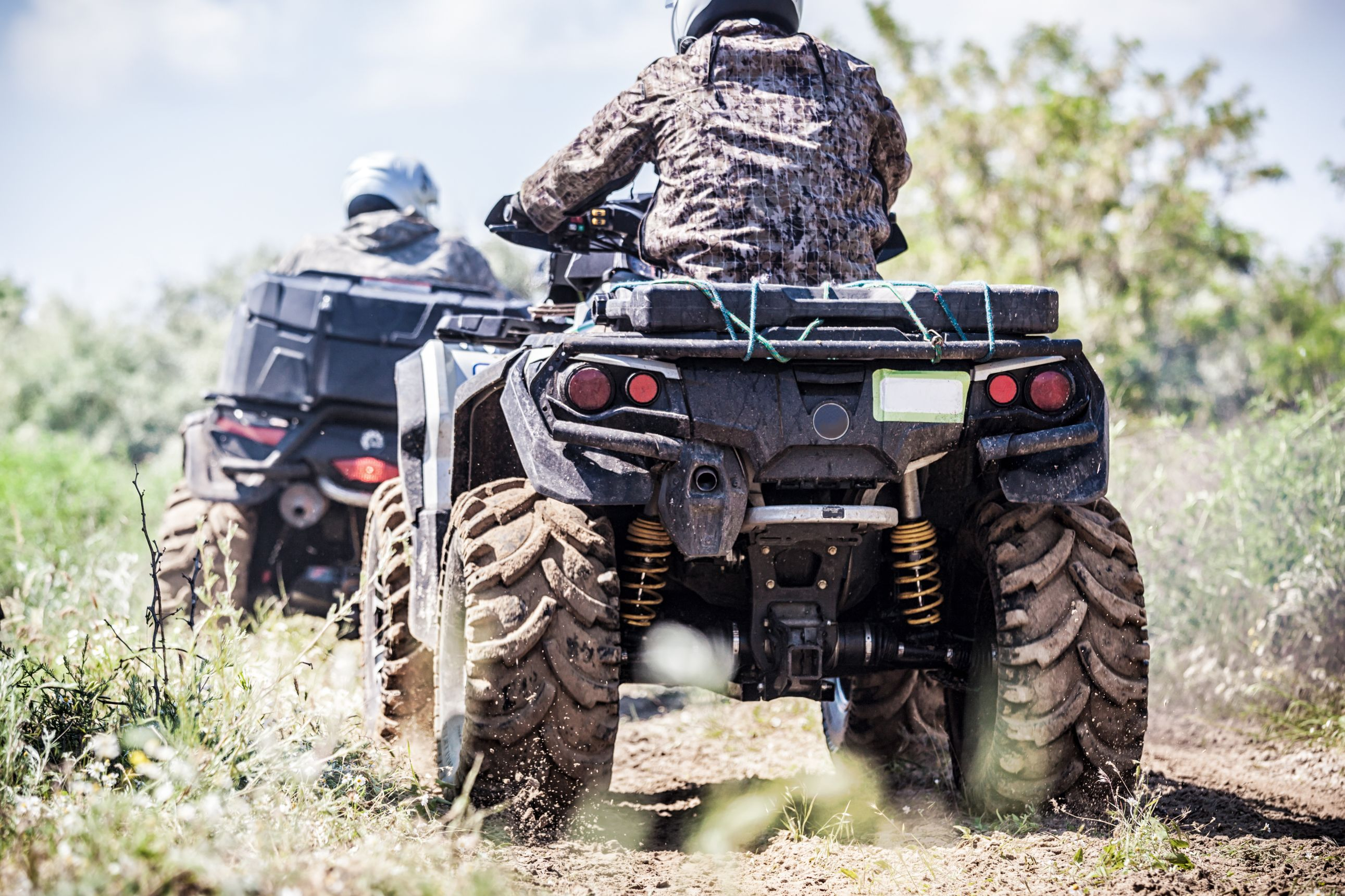 All-Terrain Vehicles - ATVs
