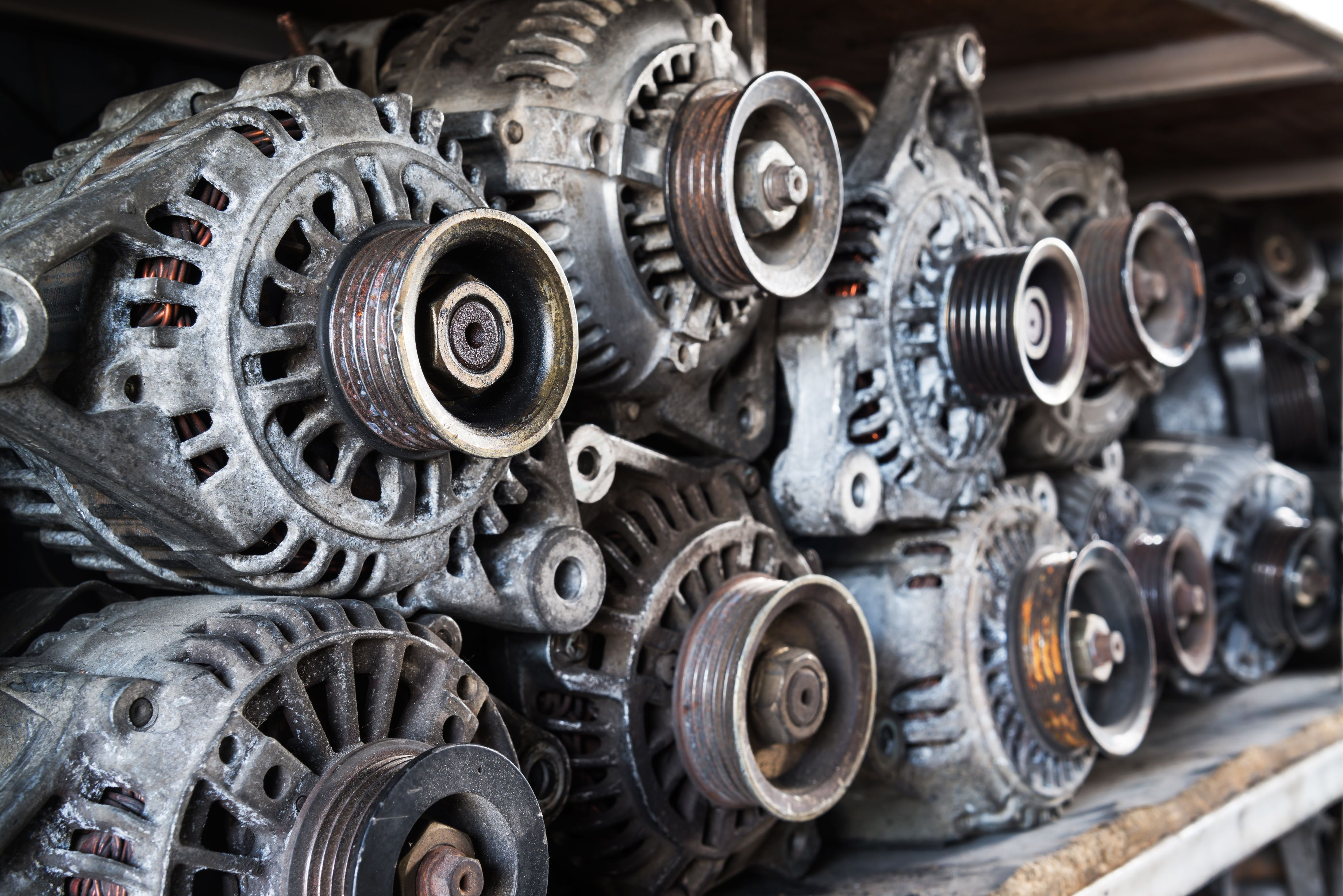 Alternators & Generators - Auto Repair