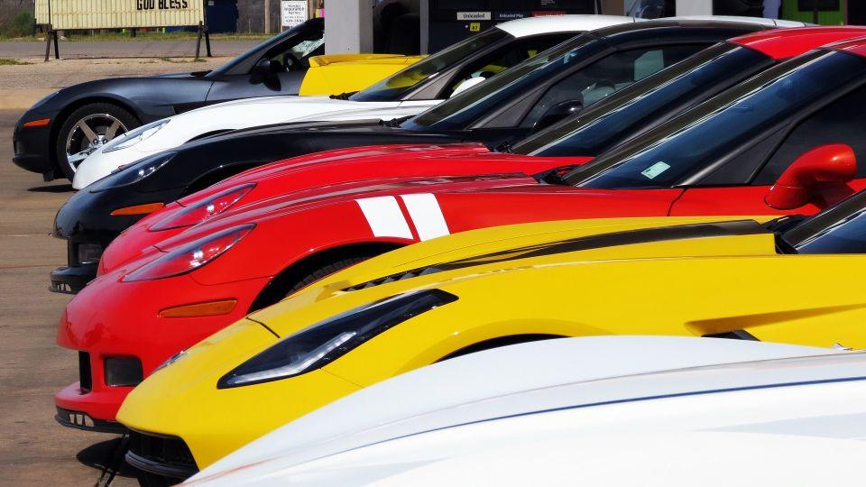 Auto Dealer - Chevrolet
