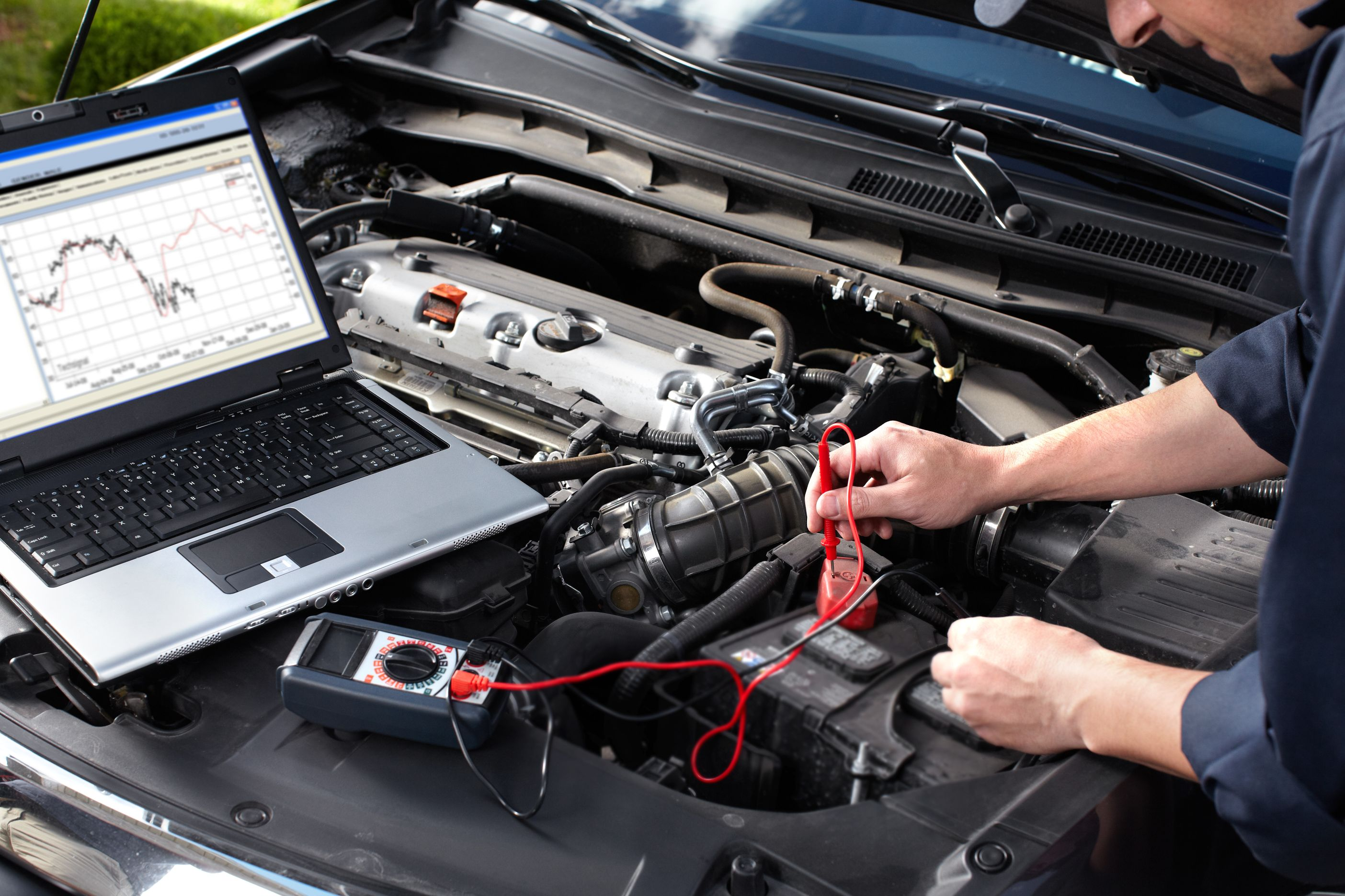Auto Diagnostic Service
