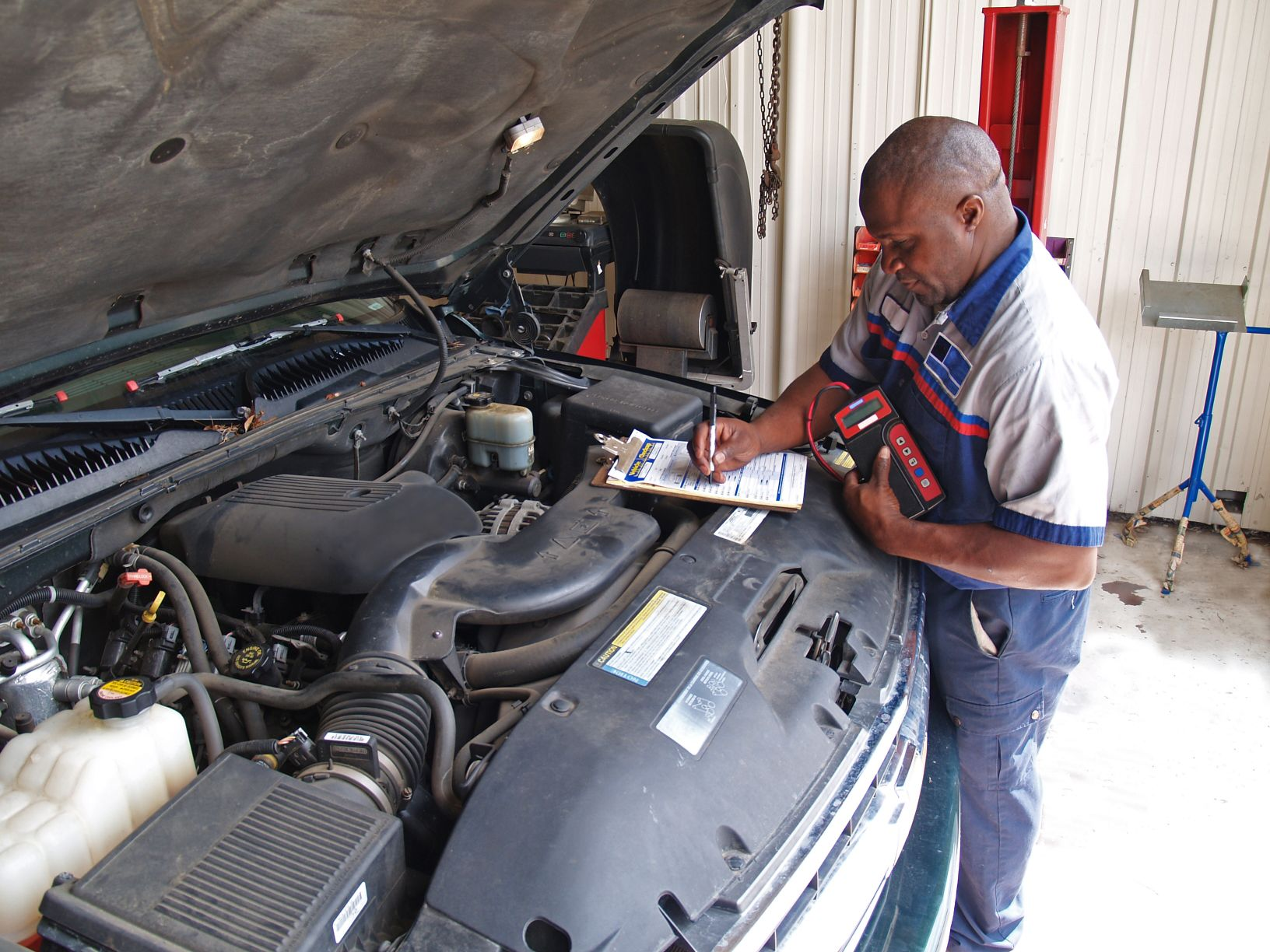 Auto Inspection Stations