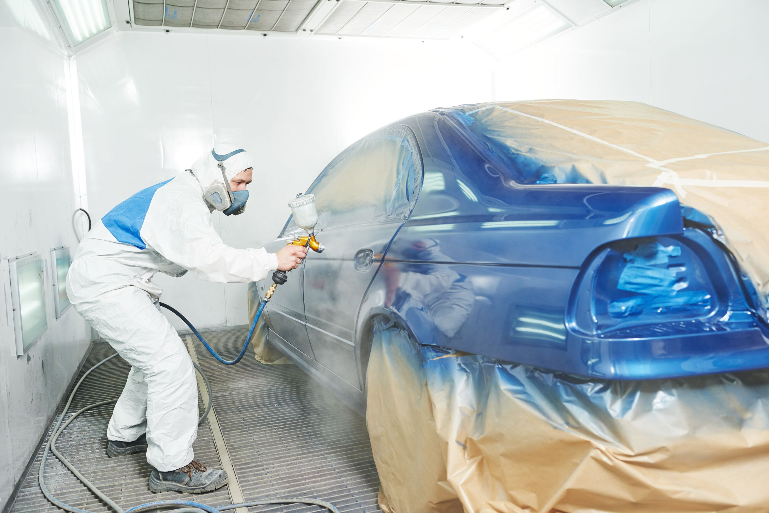 How to Find The Best Do It Yourself Auto Painting Project | SmartGuy
