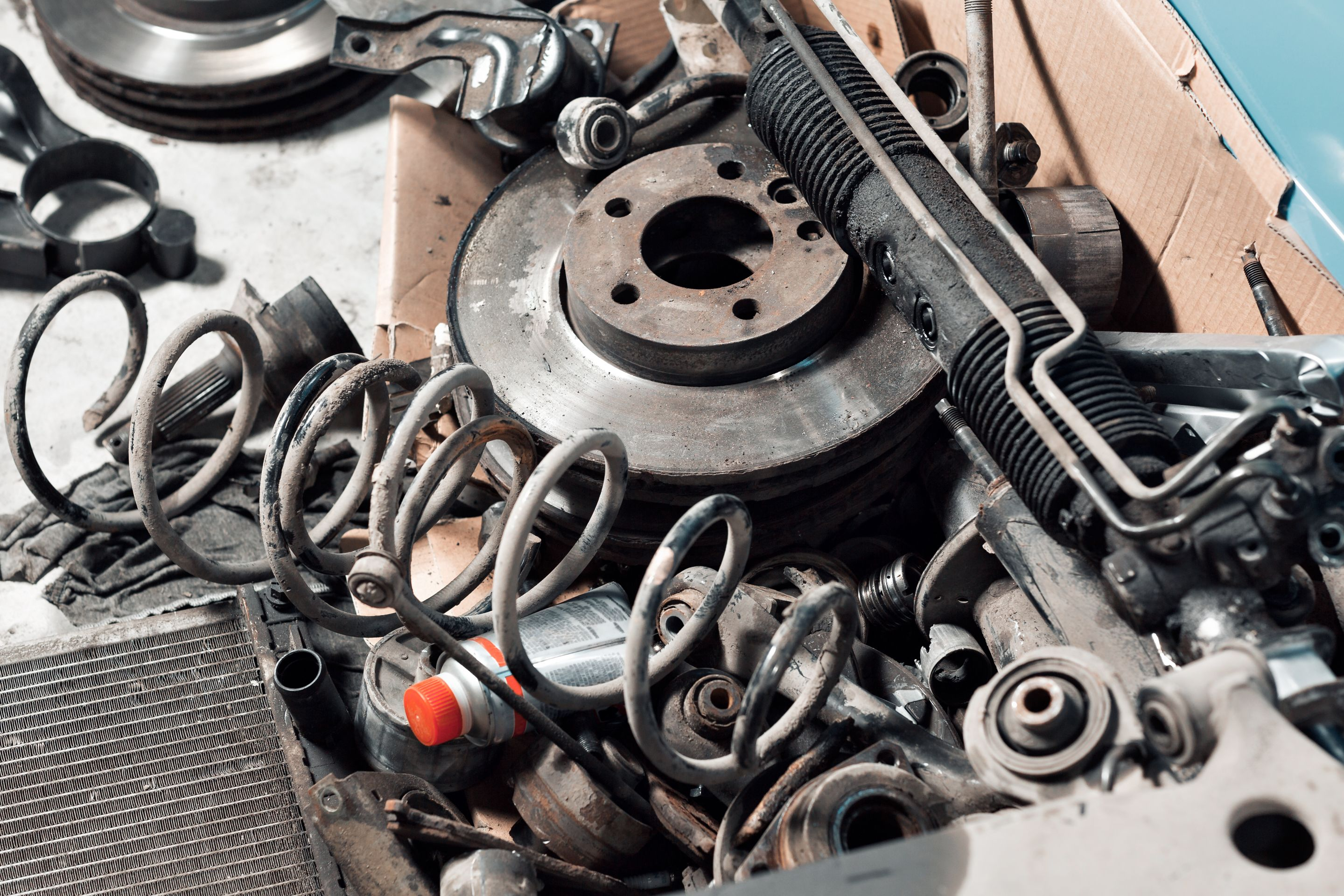 Auto Parts & Supplies - Used