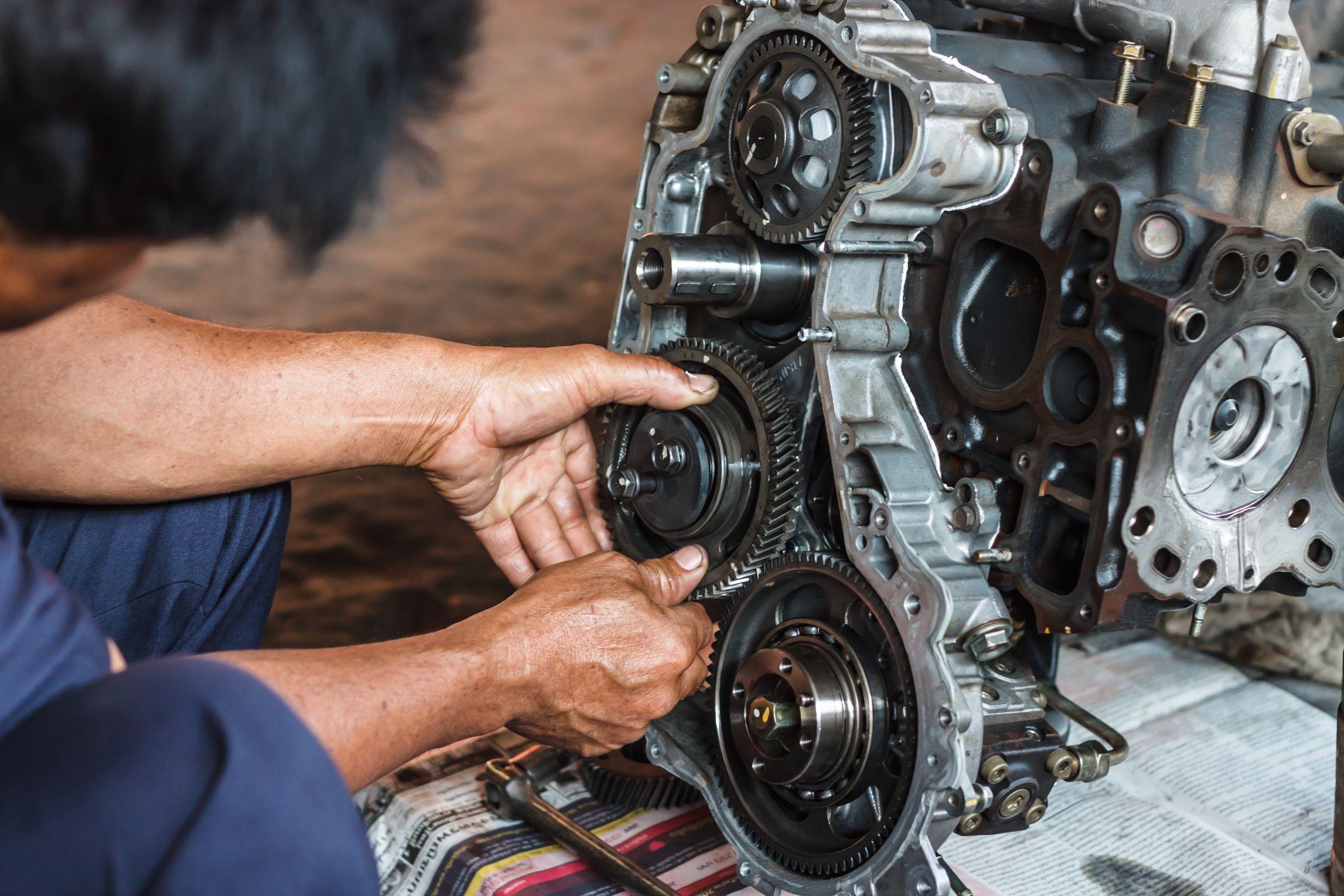 Auto Repair & Service - Diesel