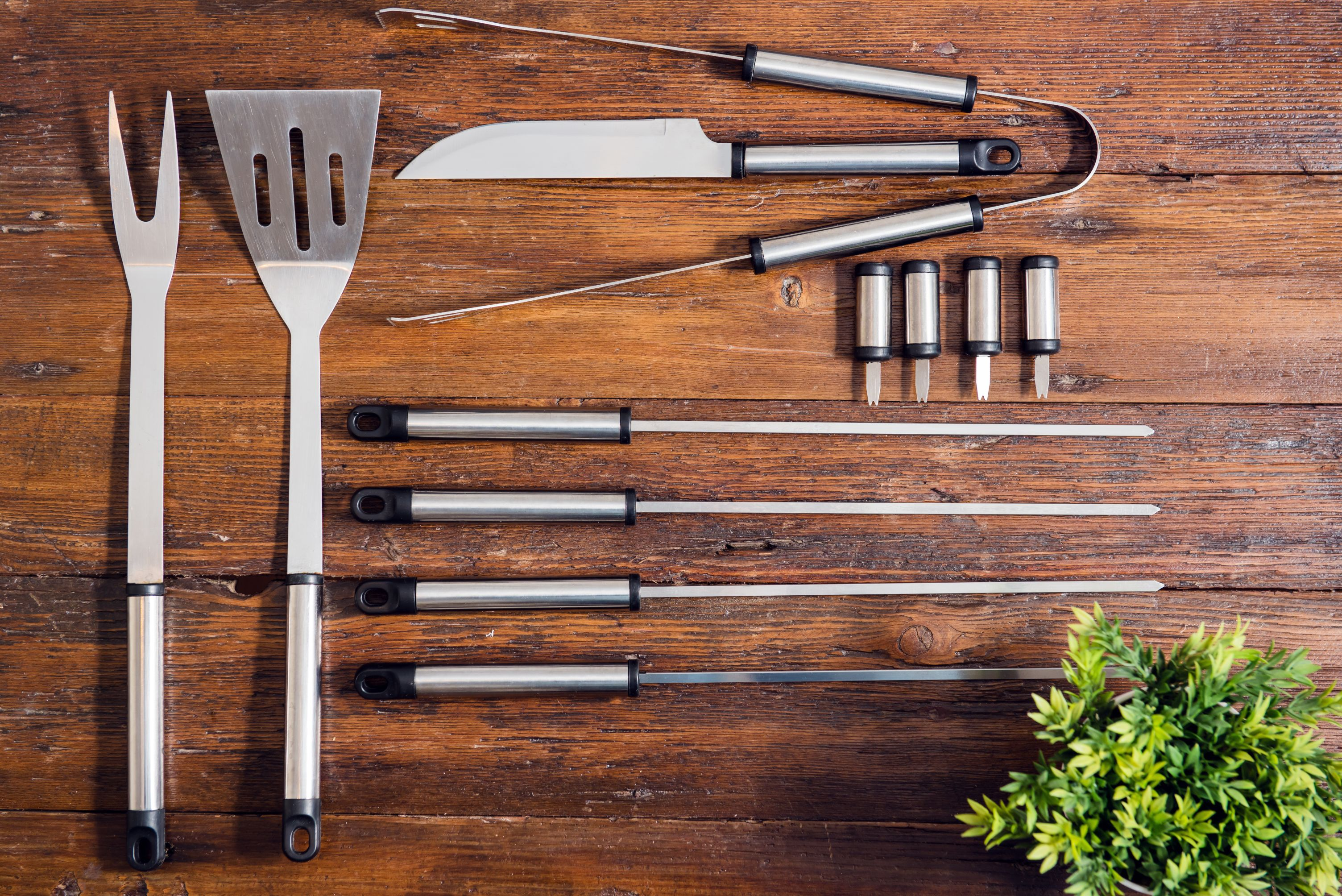 Barbecue Equipment & Supplies
