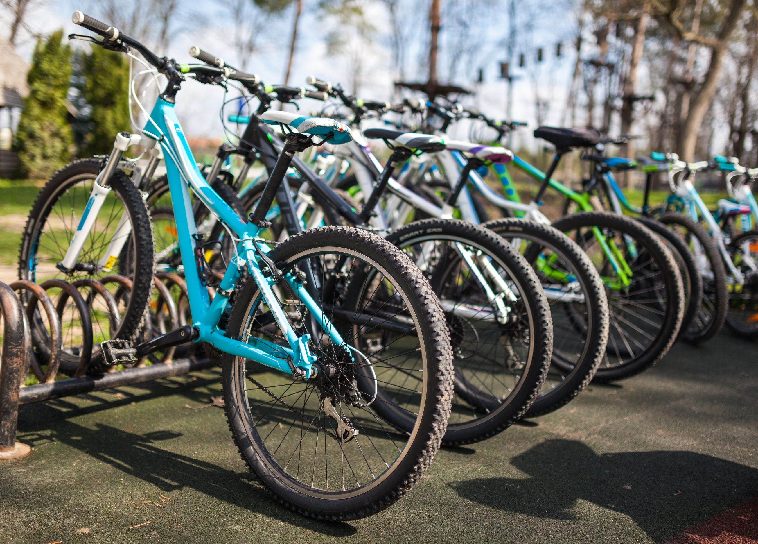 Bicycle Racks & Security Systems