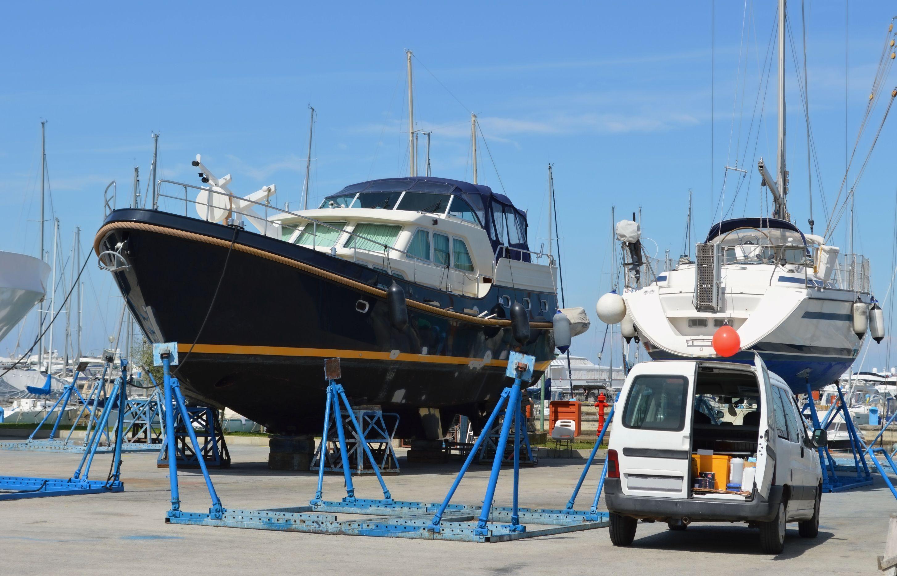 Boat - Service