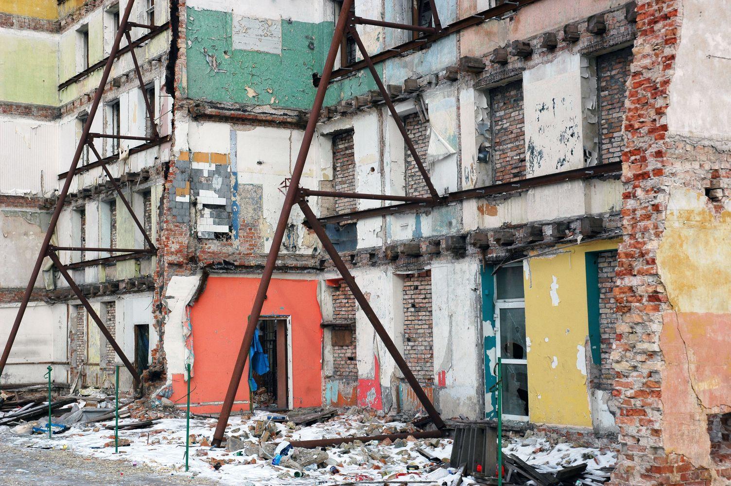 Building Restoration & Preservation