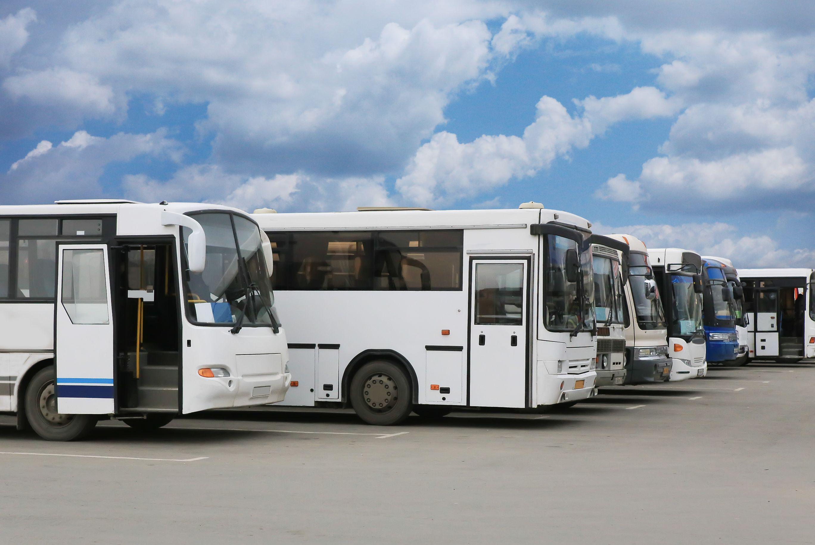 Buses - Charter & Rental