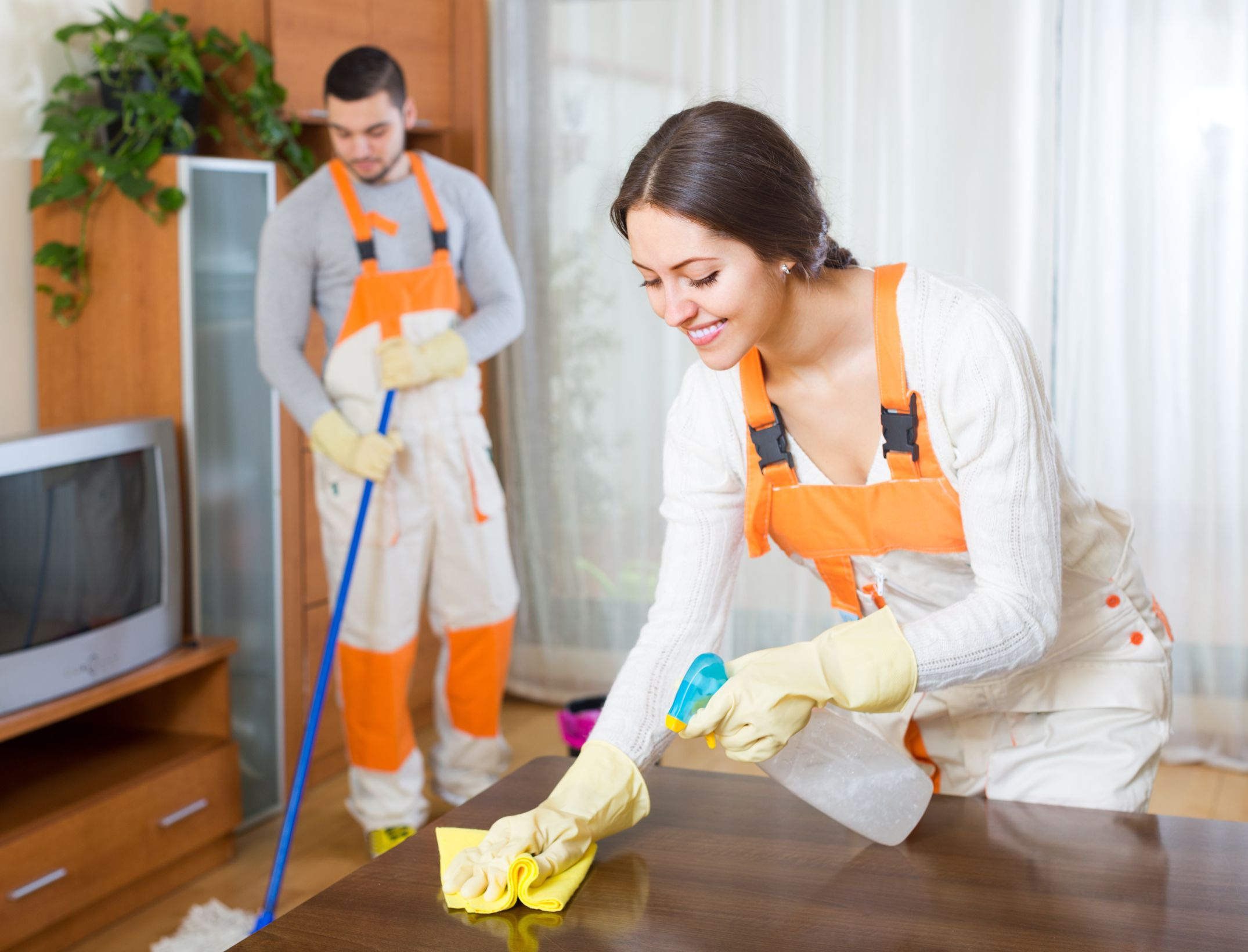 Cleaning - Residential