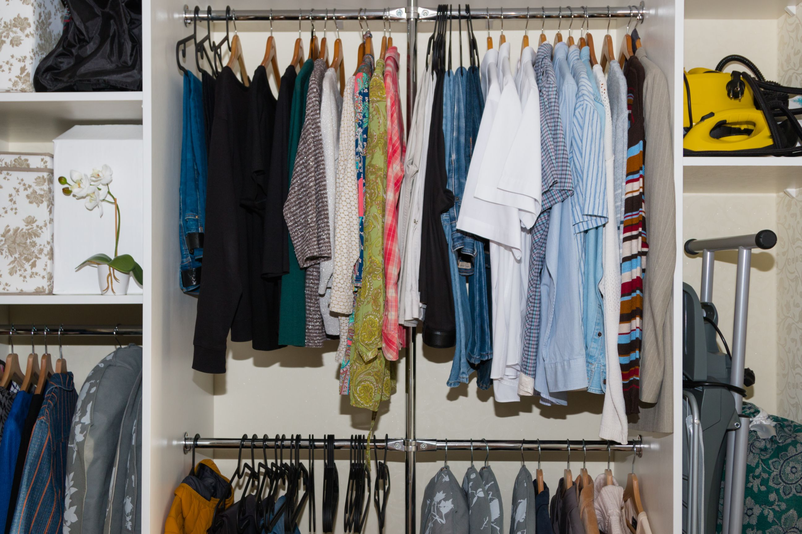 Closet Systems & Accessories