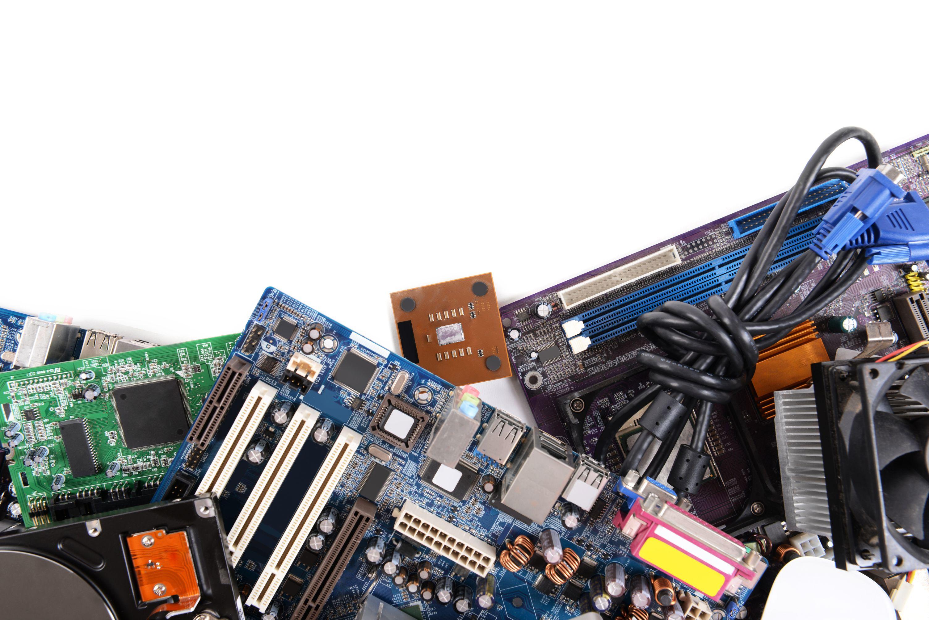 Computers - Supplies & Parts