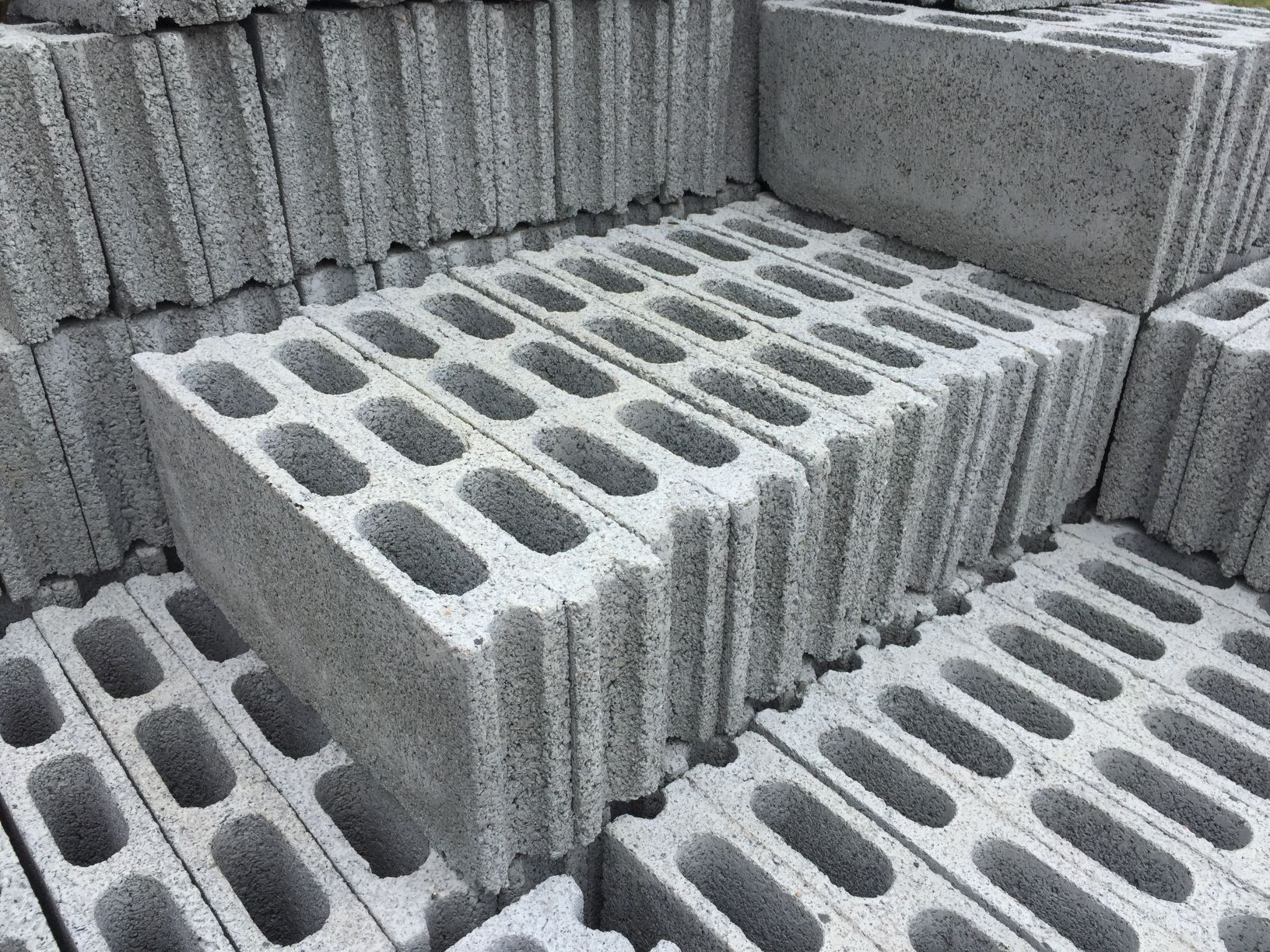 Concrete Blocks & Shapes