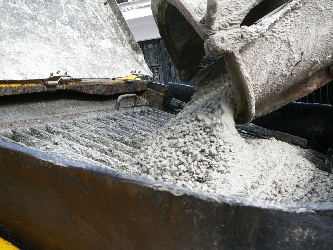 Concrete - Ready Mixed
