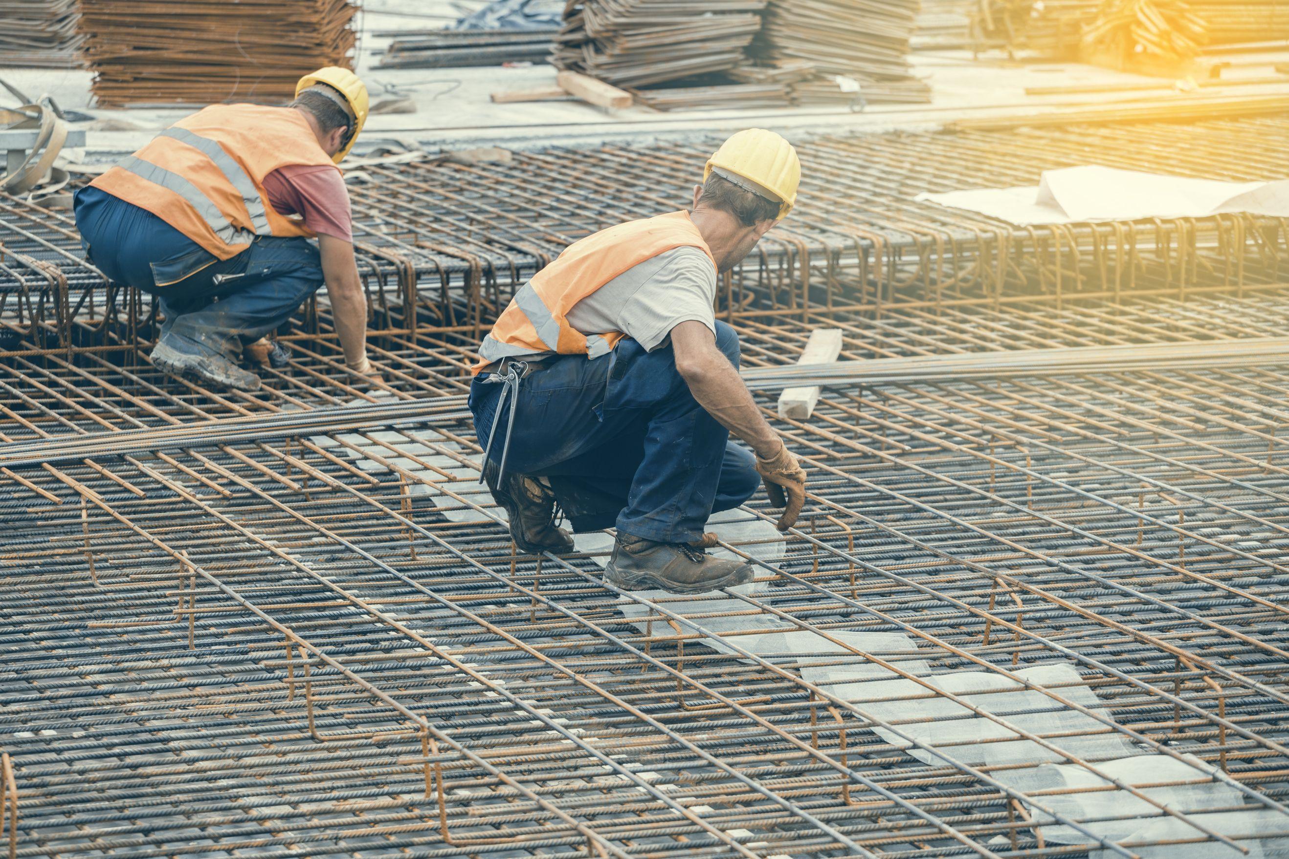 Concrete Reinforcements