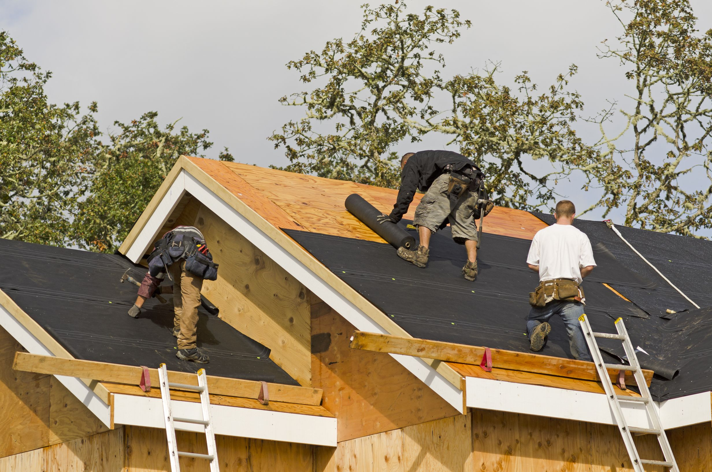 Const - Roofing
