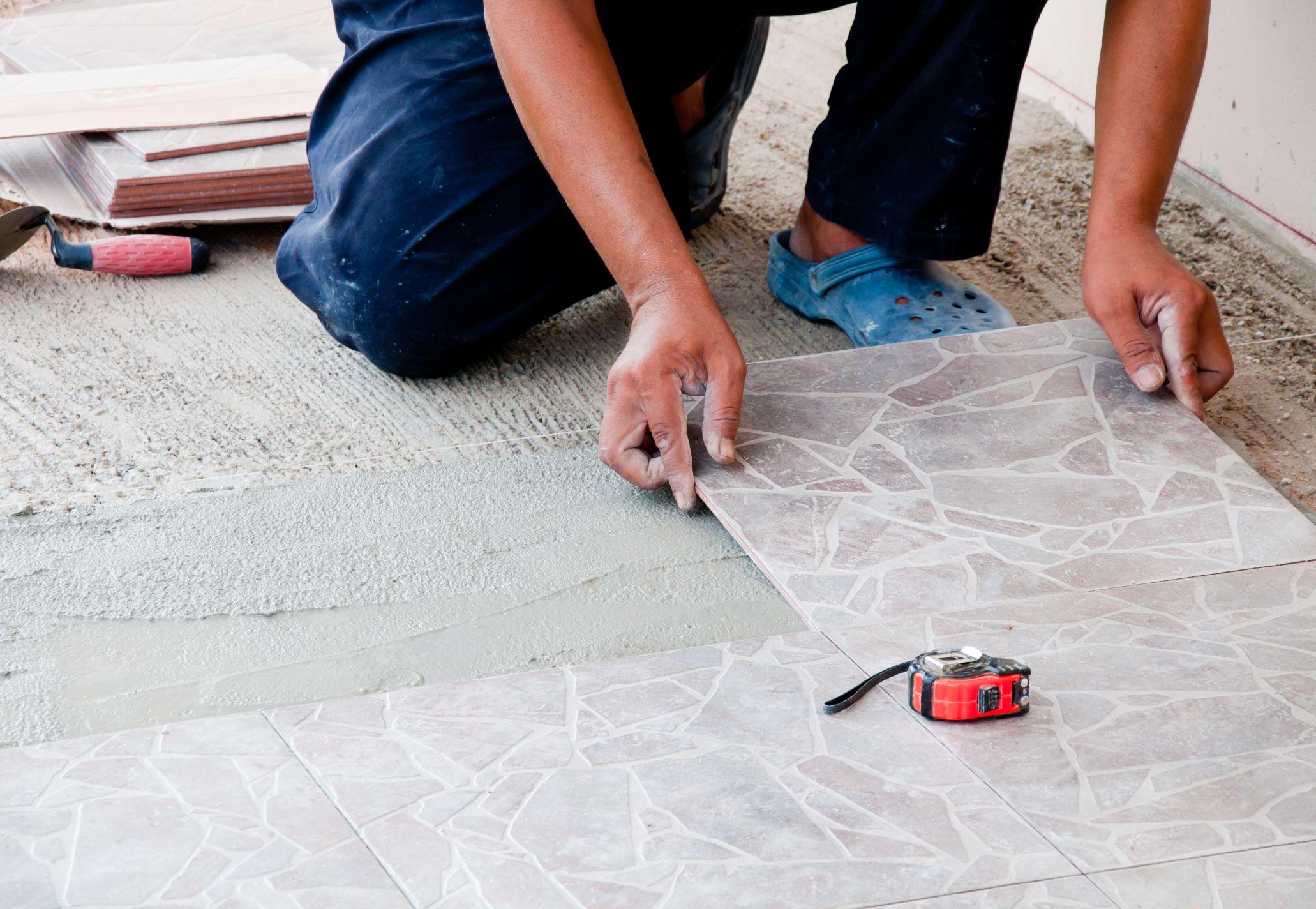 Const - Tile Installation