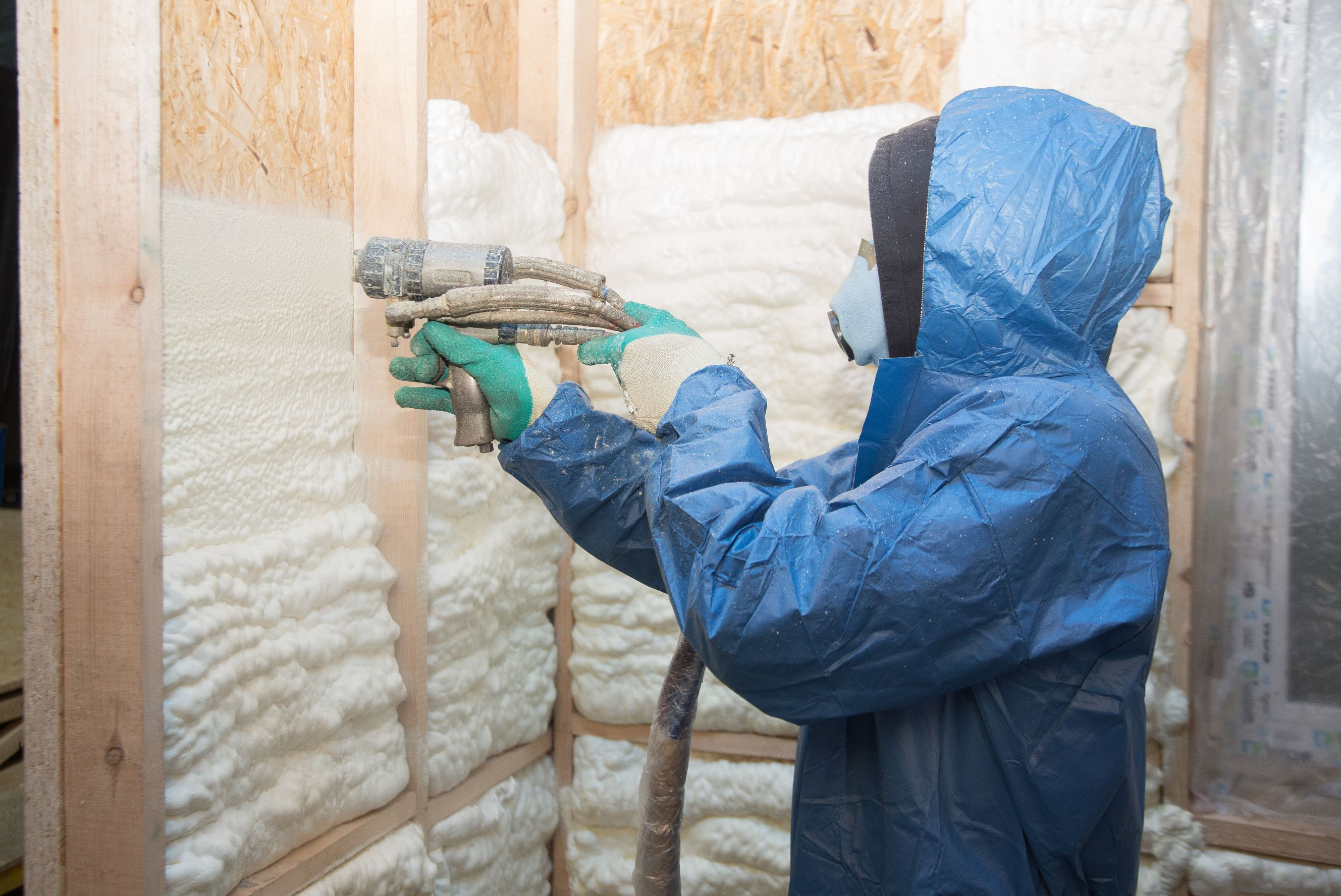 Contractor - Spray Foam Insulation