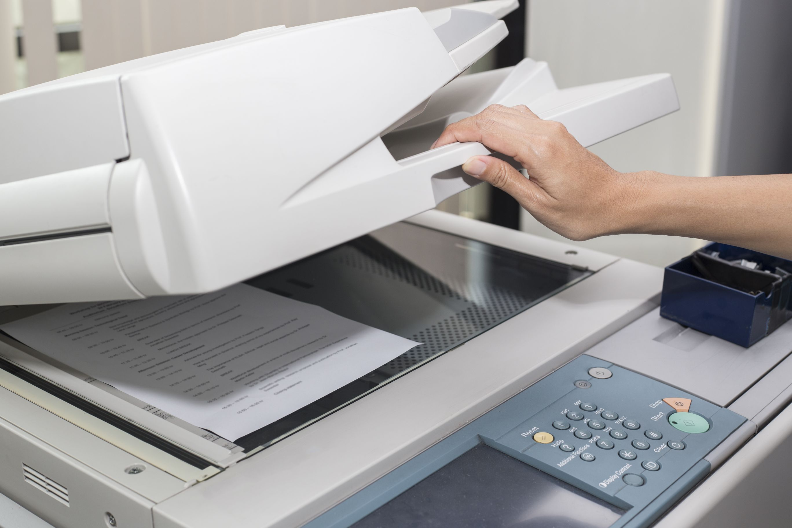 Copiers & Copier Supplies