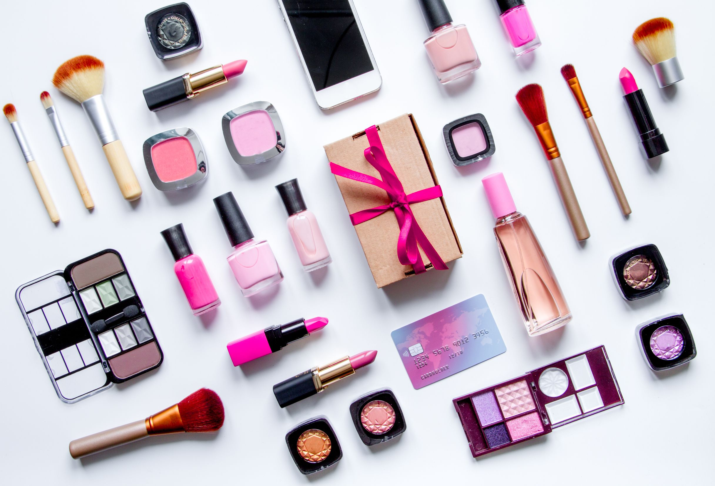 Cosmetic Sales