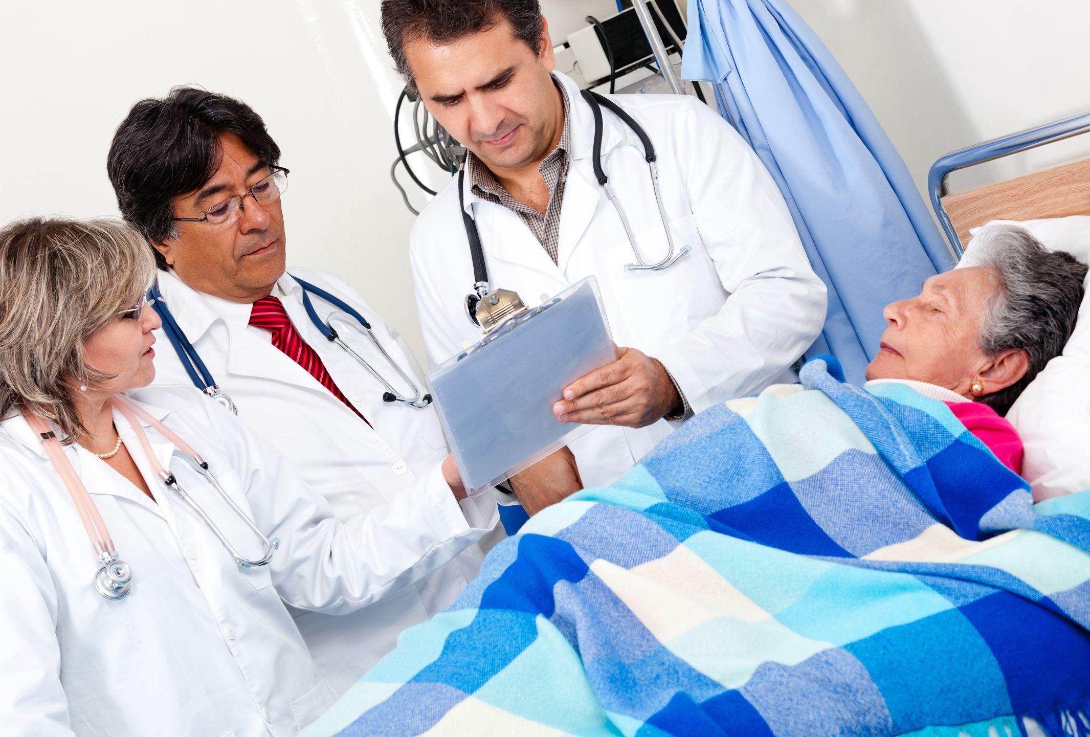 Doctor - Geriatrics