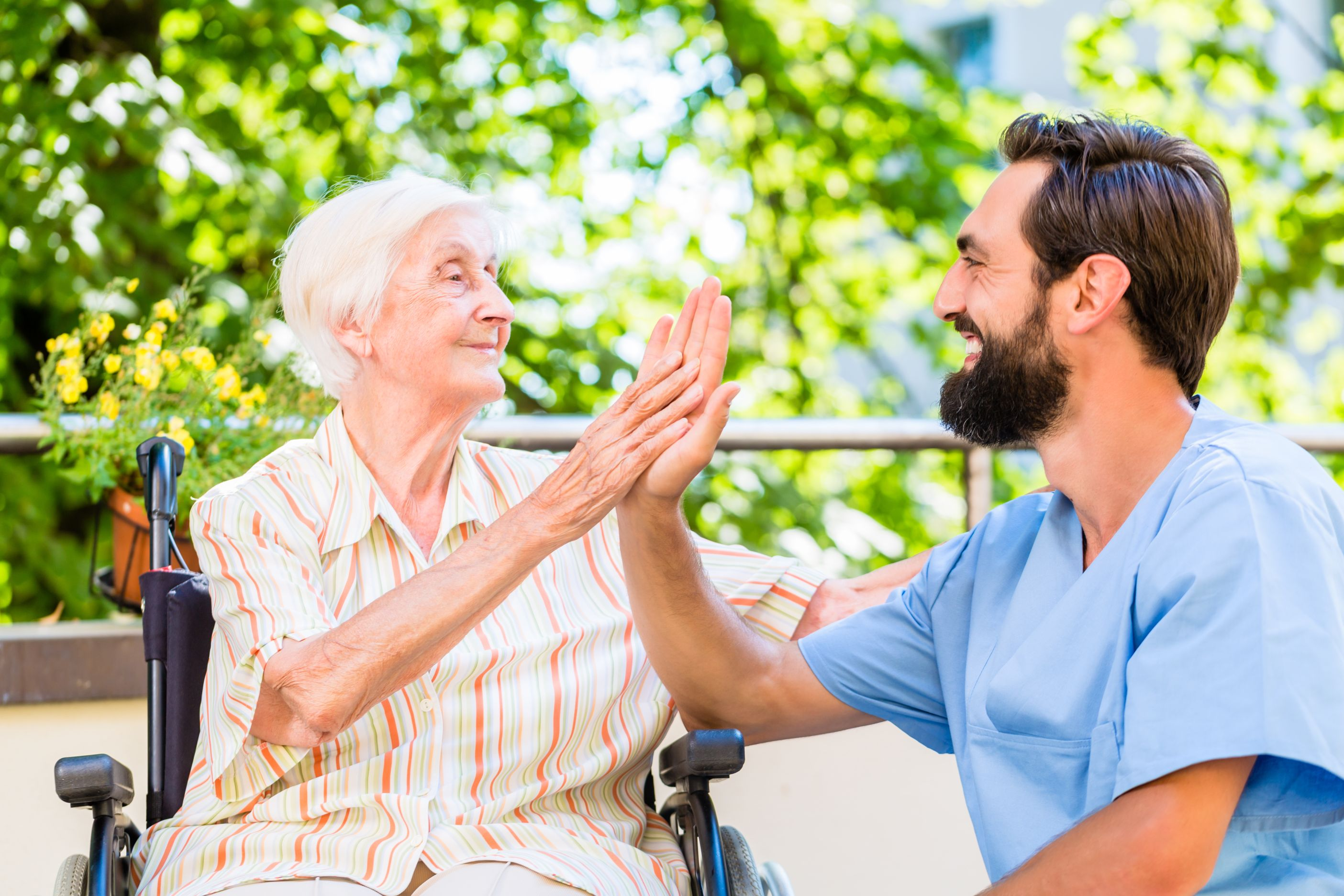 Elderly/Senior Specialty Services