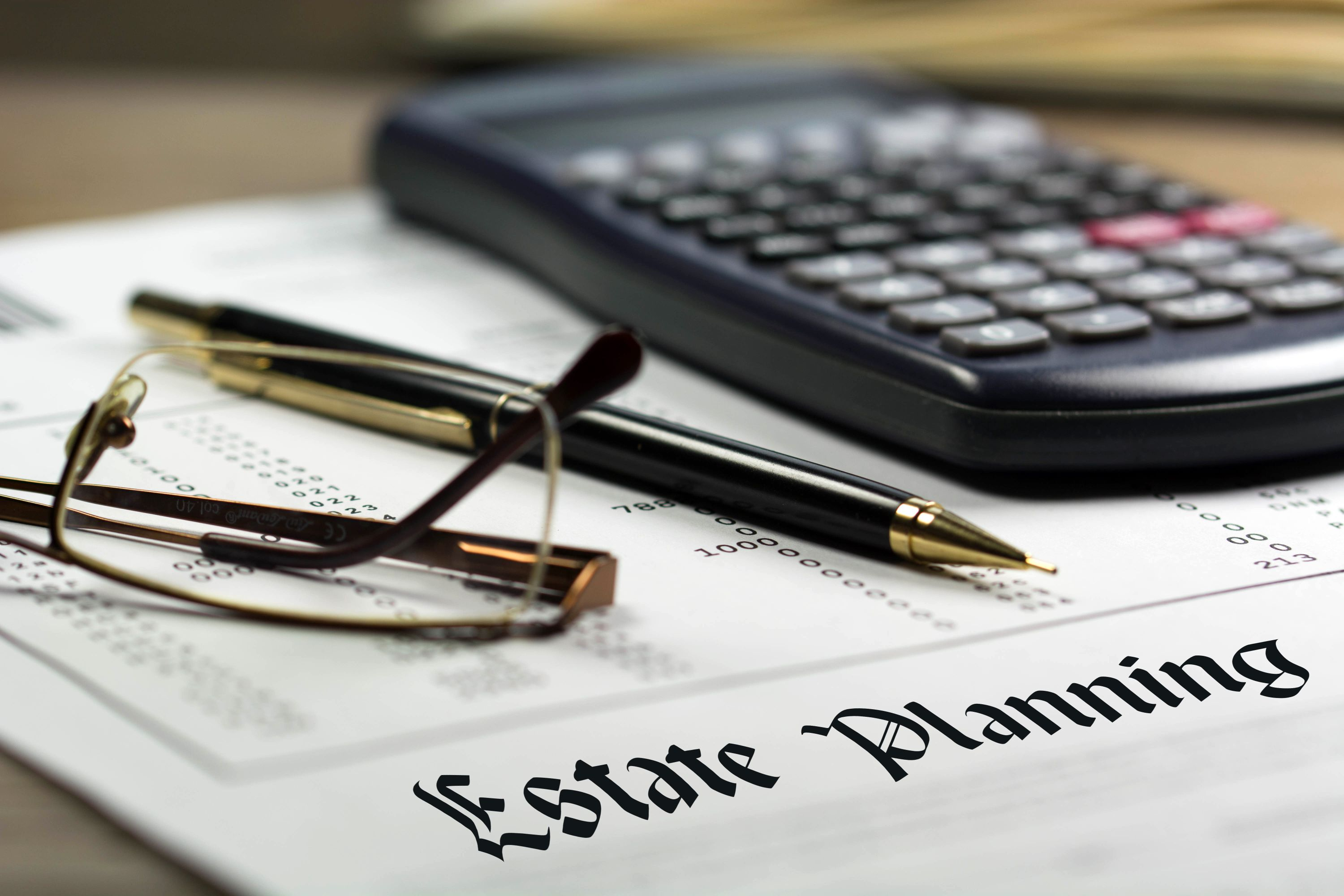 Estate Planning & Management