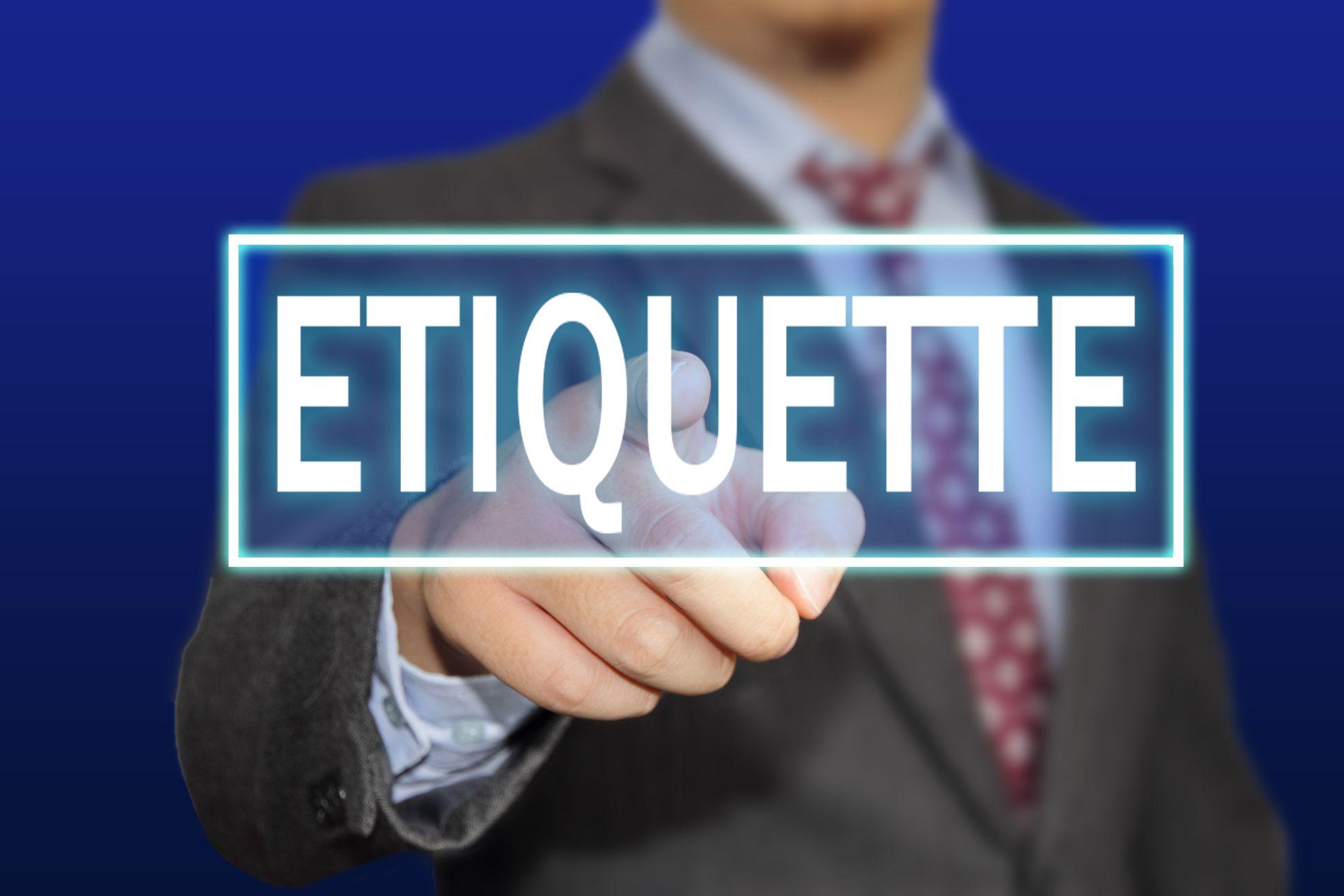 Etiquette School