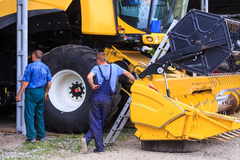 Farm Equipment - Repair & Parts