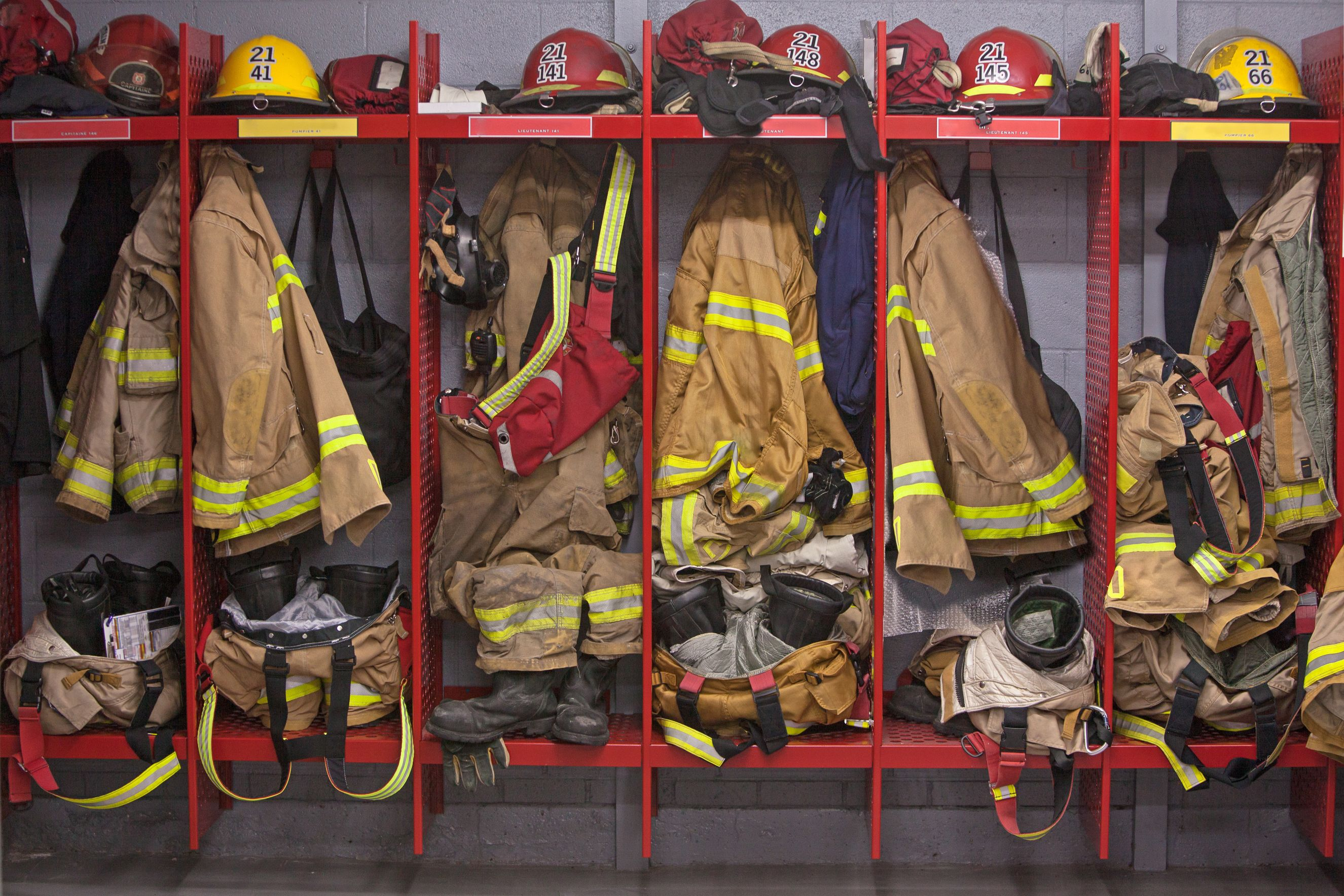 Fire Department Equipment & Supplies