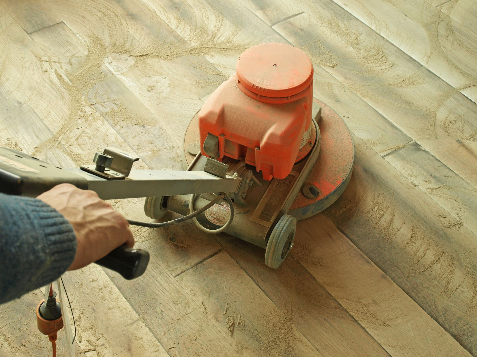 Floor Laying, Refinishing & Resurfacing