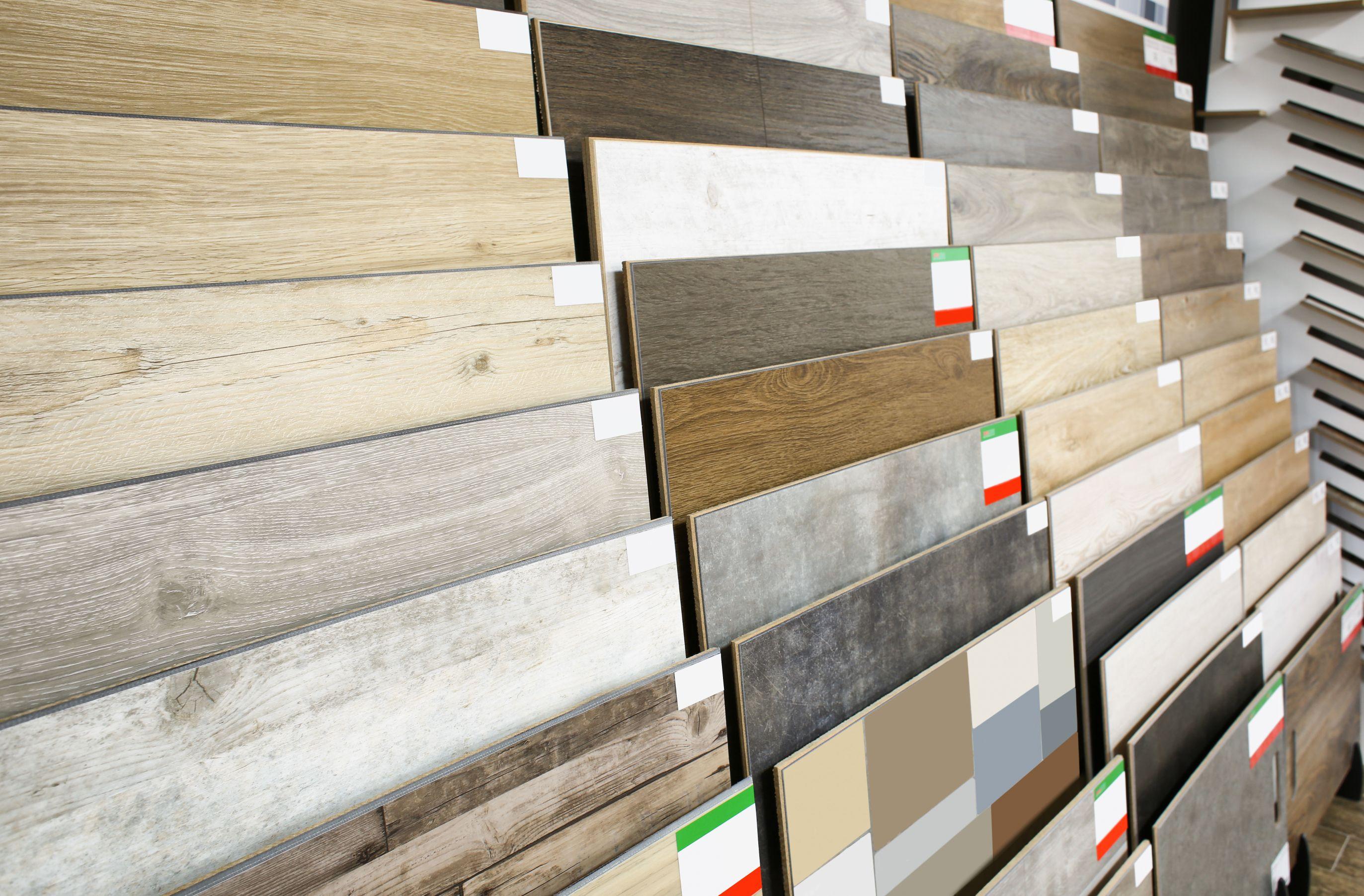 Floor Materials - Retail