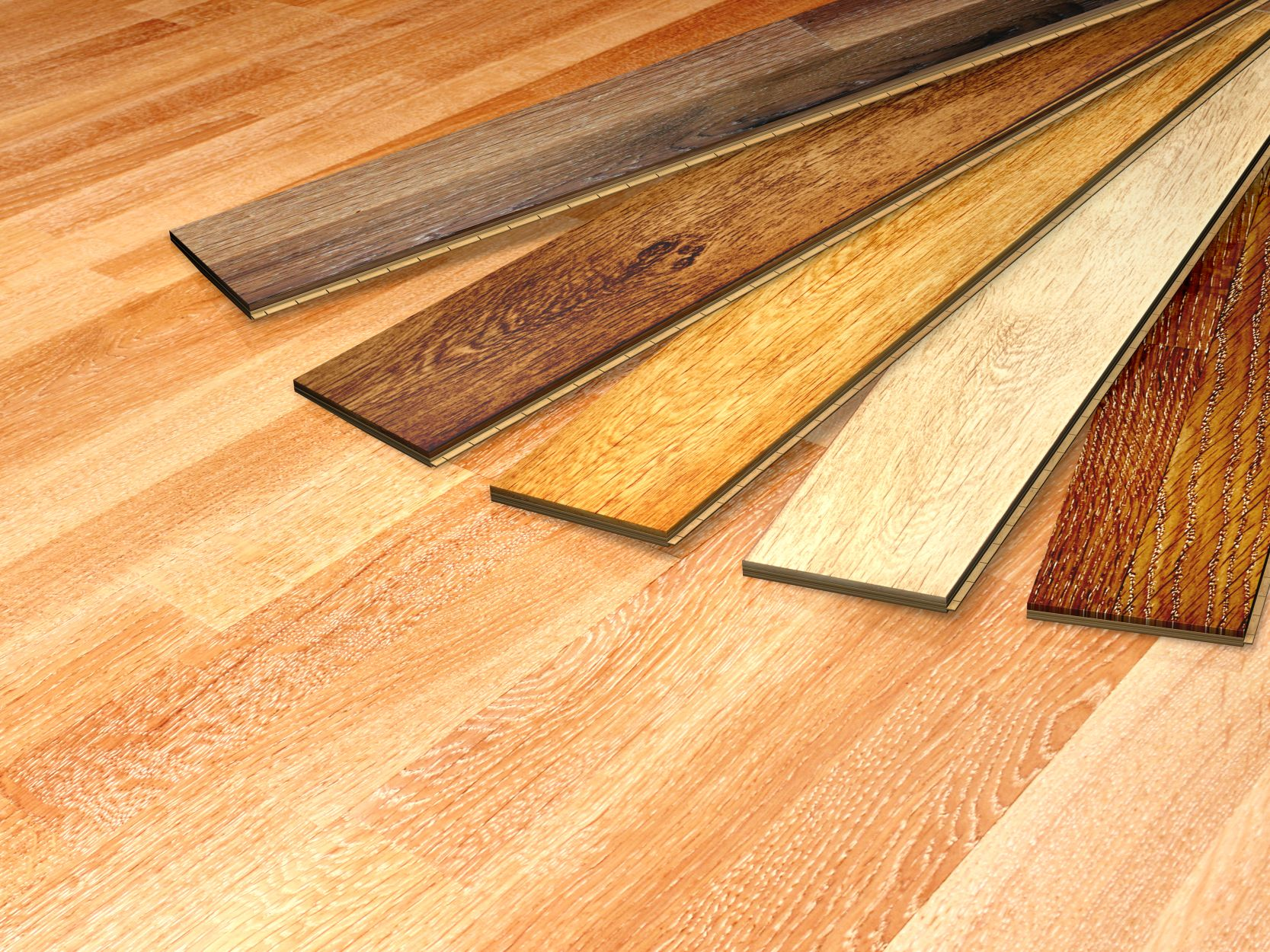 Floors - Hardwood