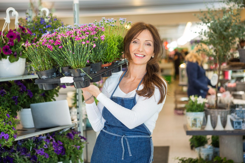Florists - Retail