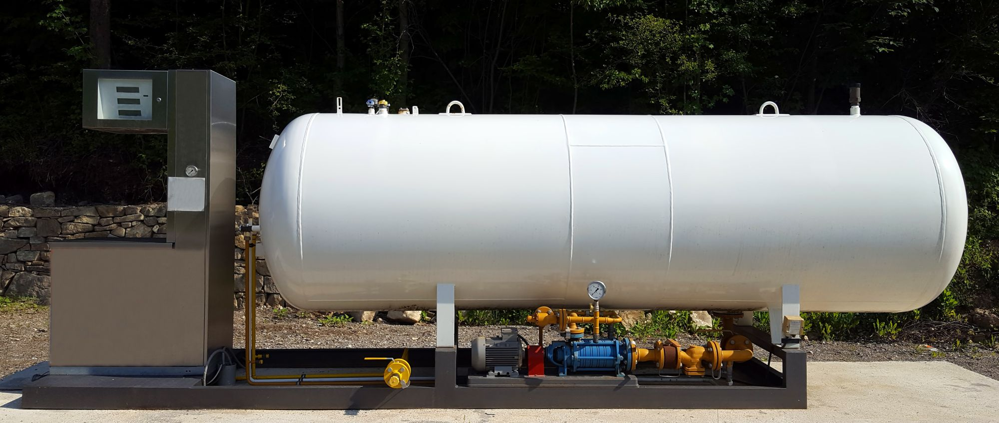 Gas - Propane