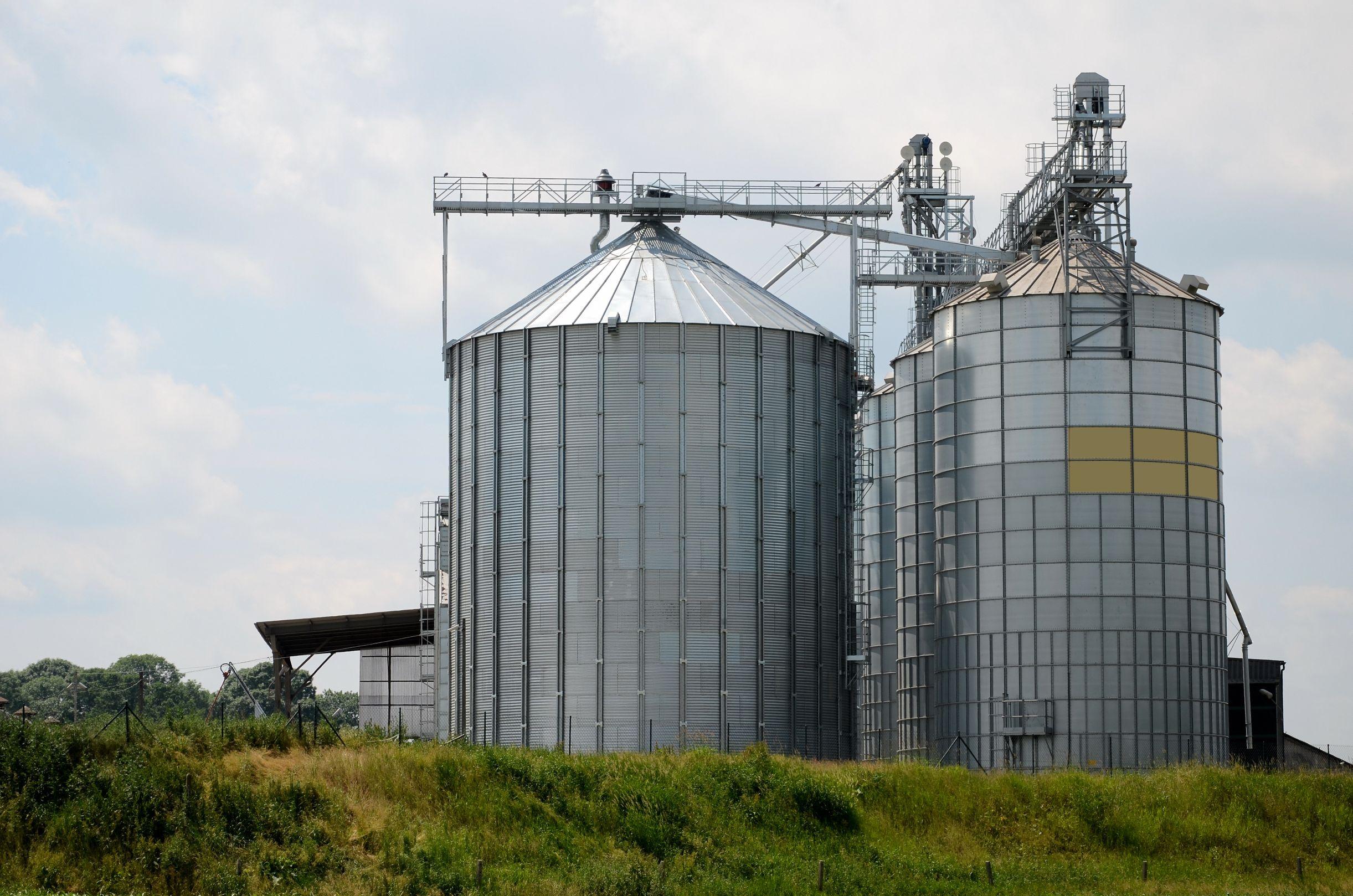 Grain Elevator Builders