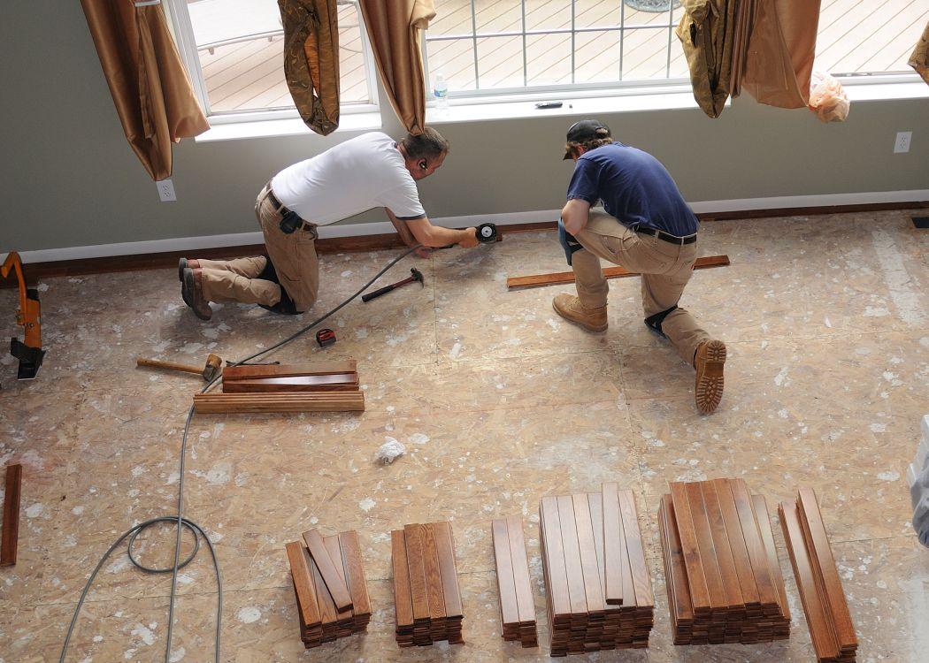 Hardwood Floor Contractors