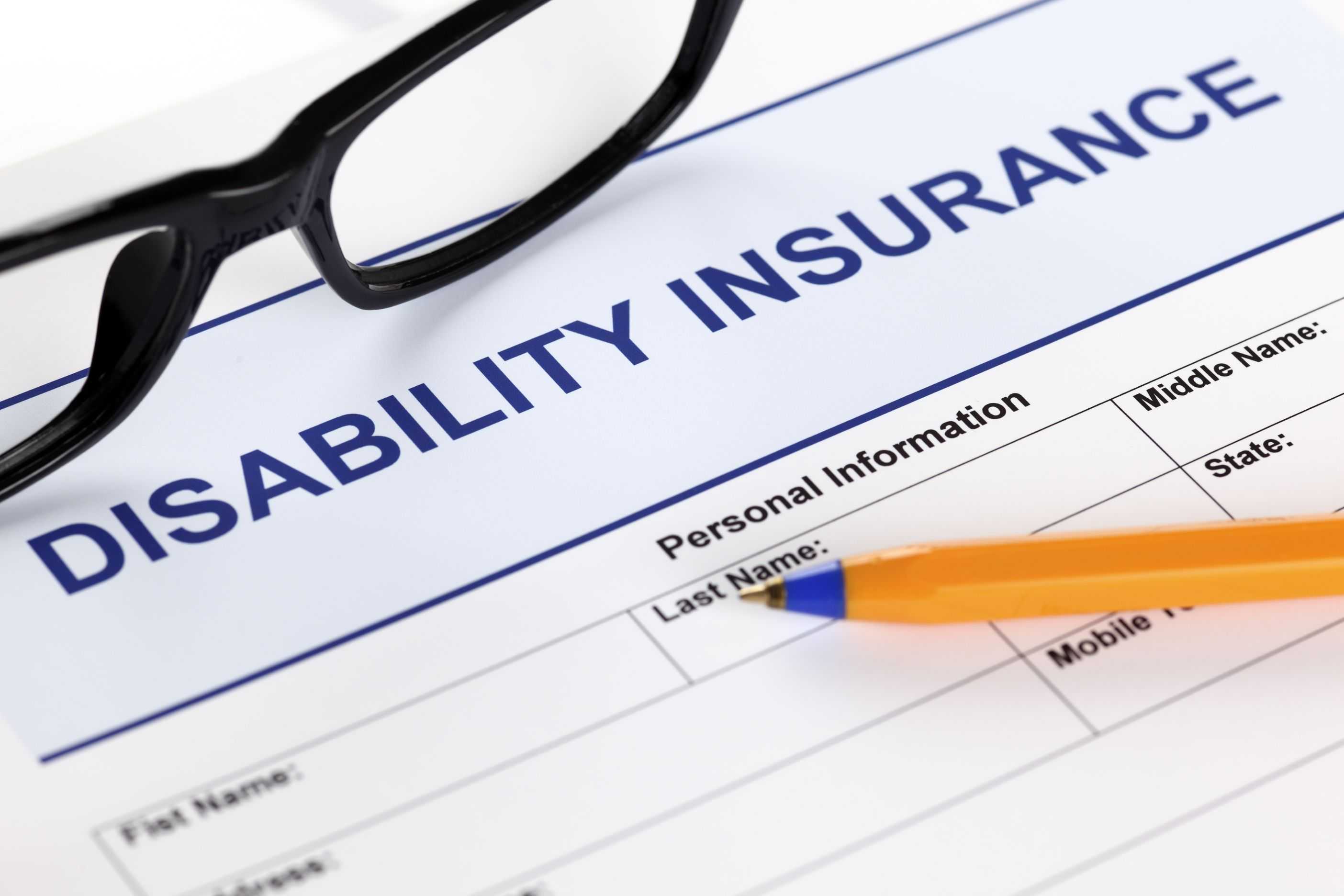 Insurance - Disability