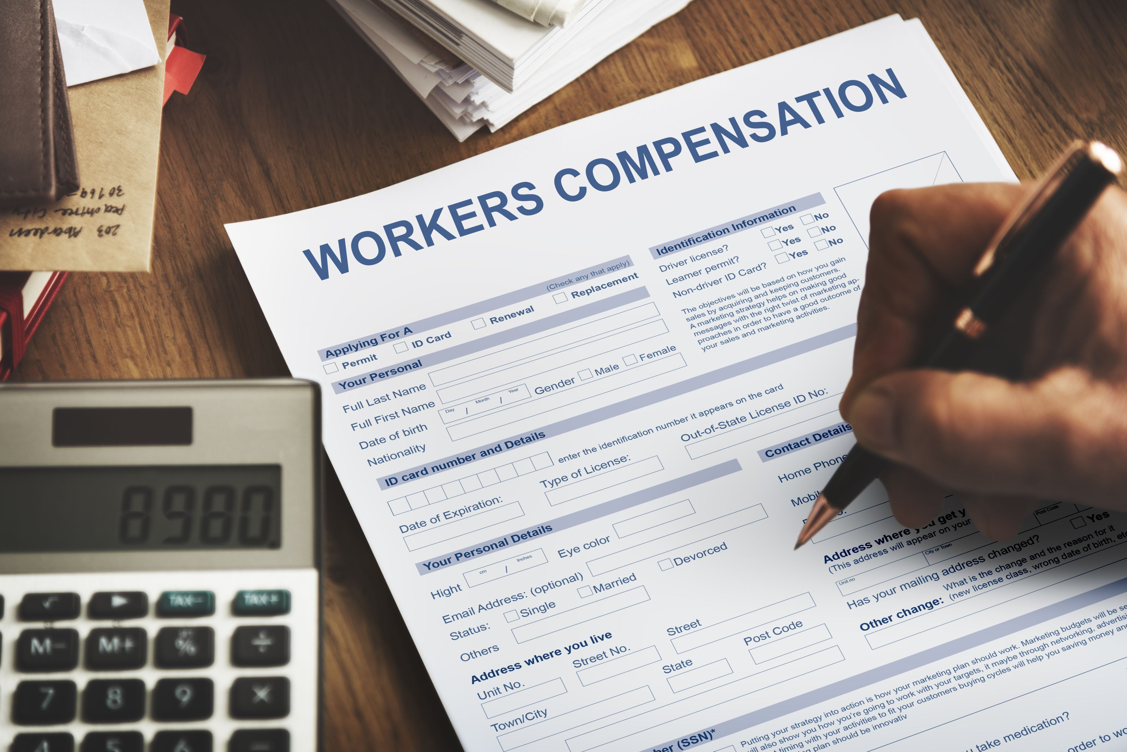 Insurance - Workers Compensation