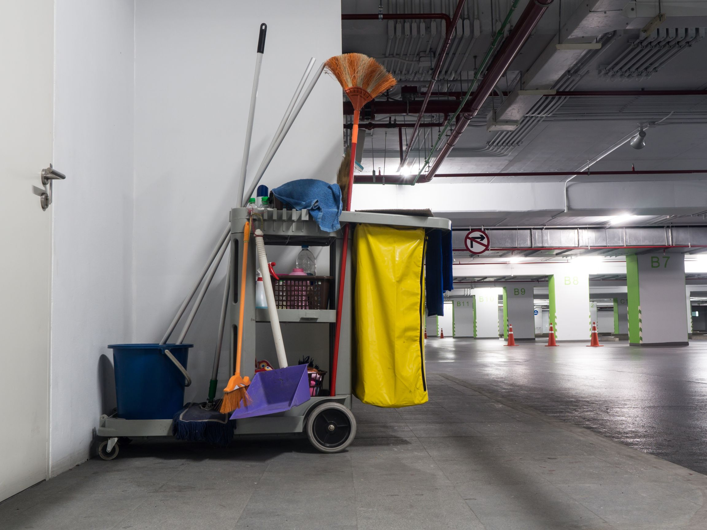 Janitor Service