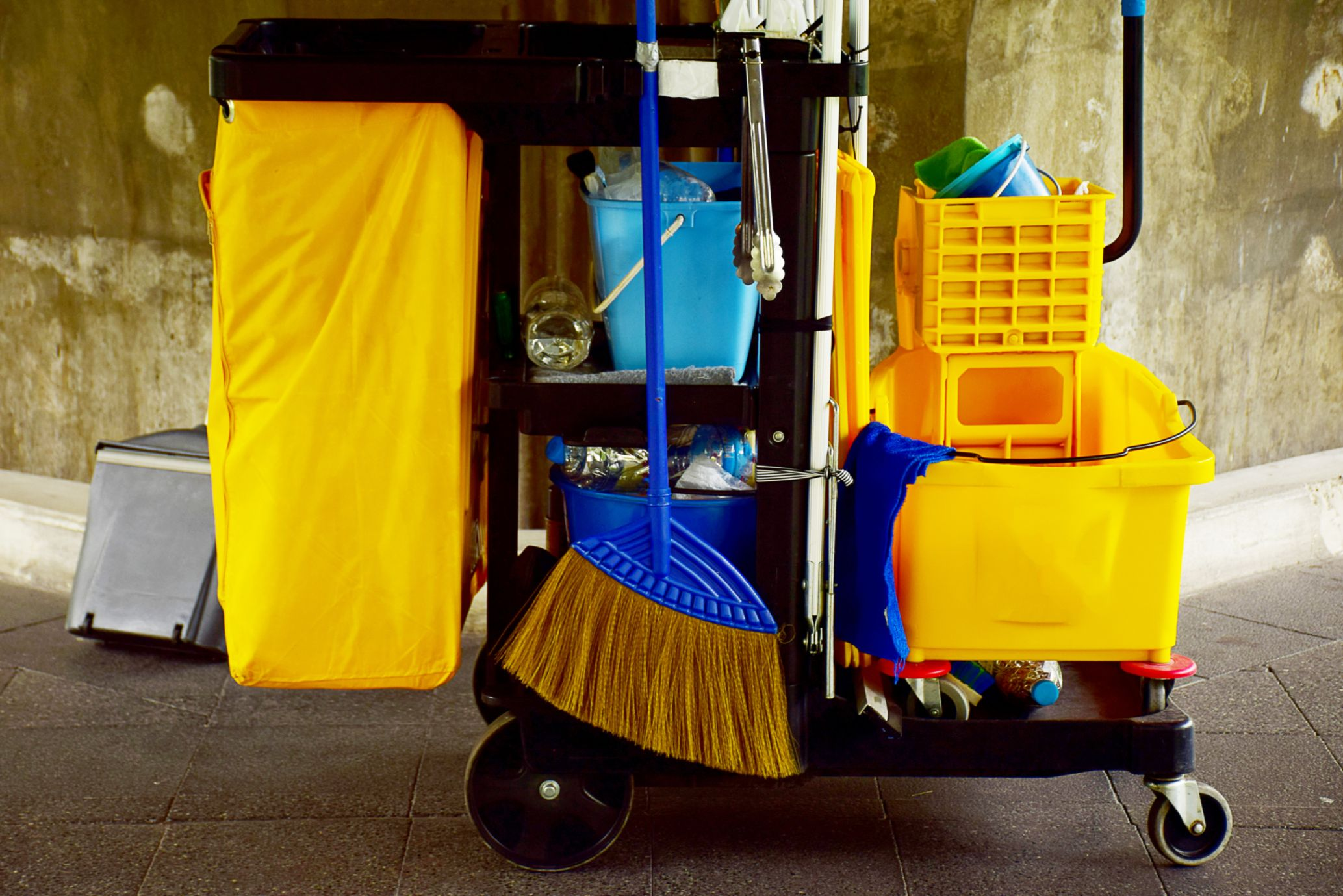 Janitors Equipment & Supplies