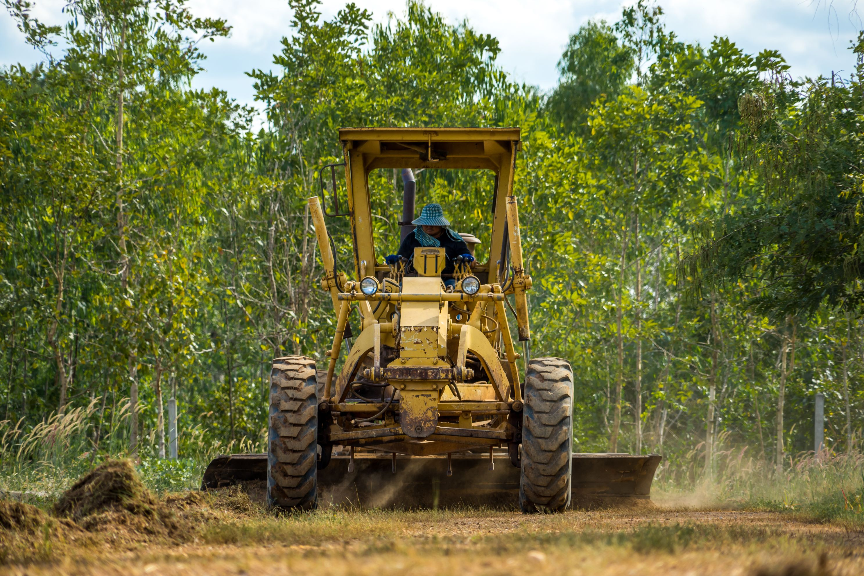 Land Clearing & Leveling