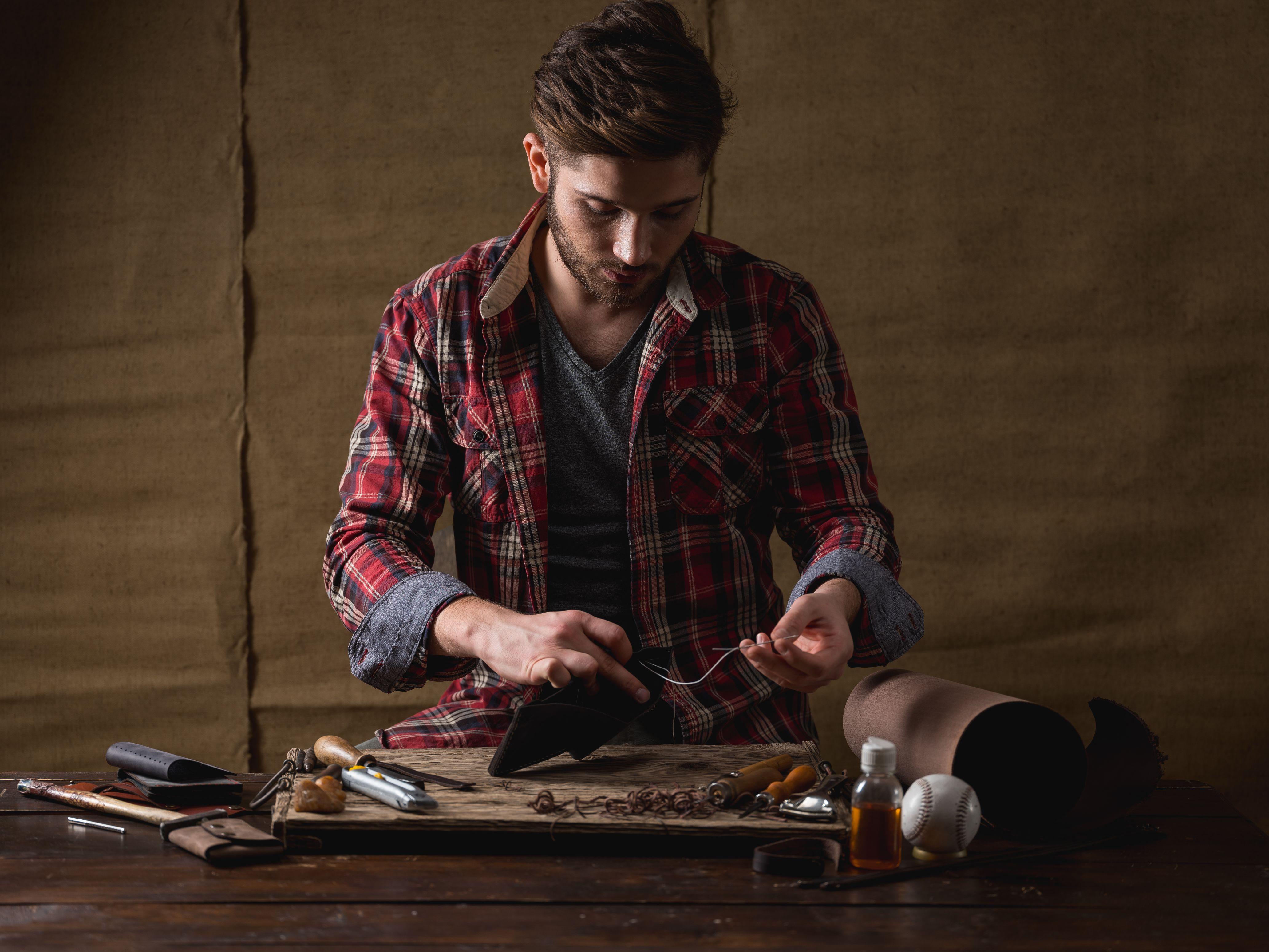 Leather Goods - Repair