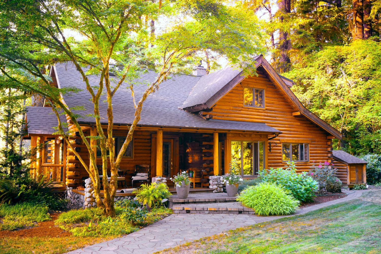 Log Cabins, Homes & Buildings
