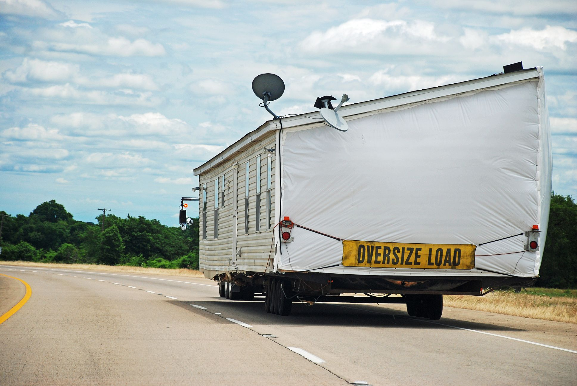 Manufactured Homes - Transporting