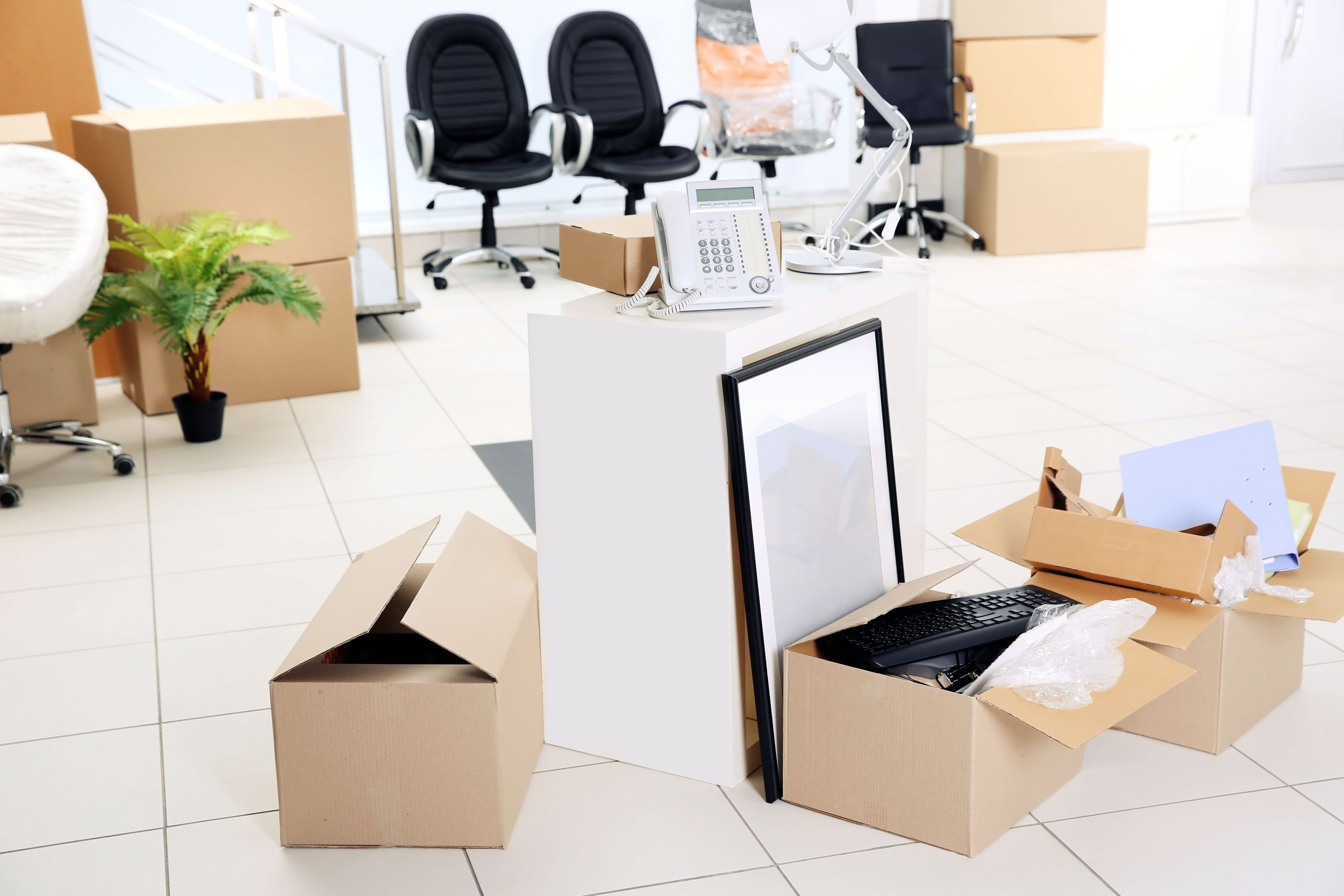 Movers - Office